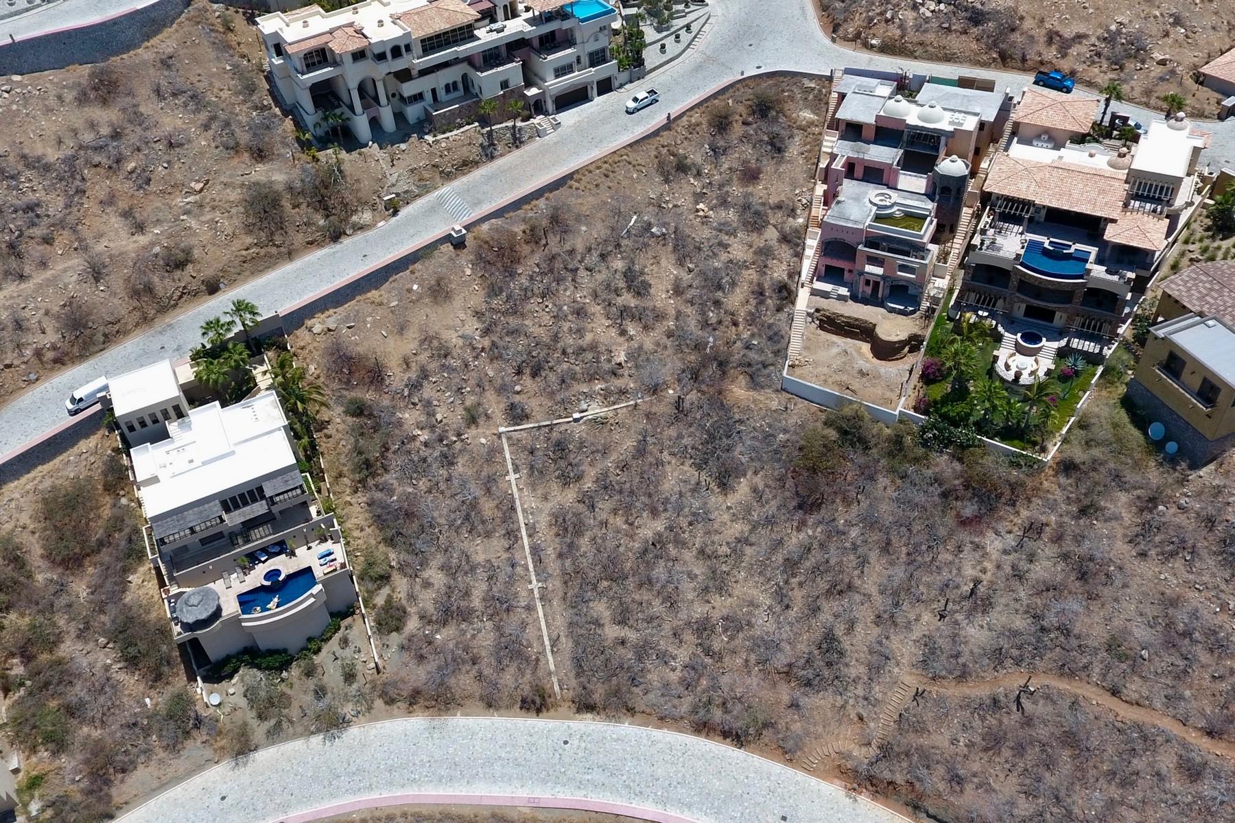 Additional photo for property listing at Lote 123 A, Manzana 17 Fraccionamiento Pedregal de Cabo San Lucas Lote 123 A, Manzana 17 Cabo San Lucas, Baja California Sur 23450 Mexico