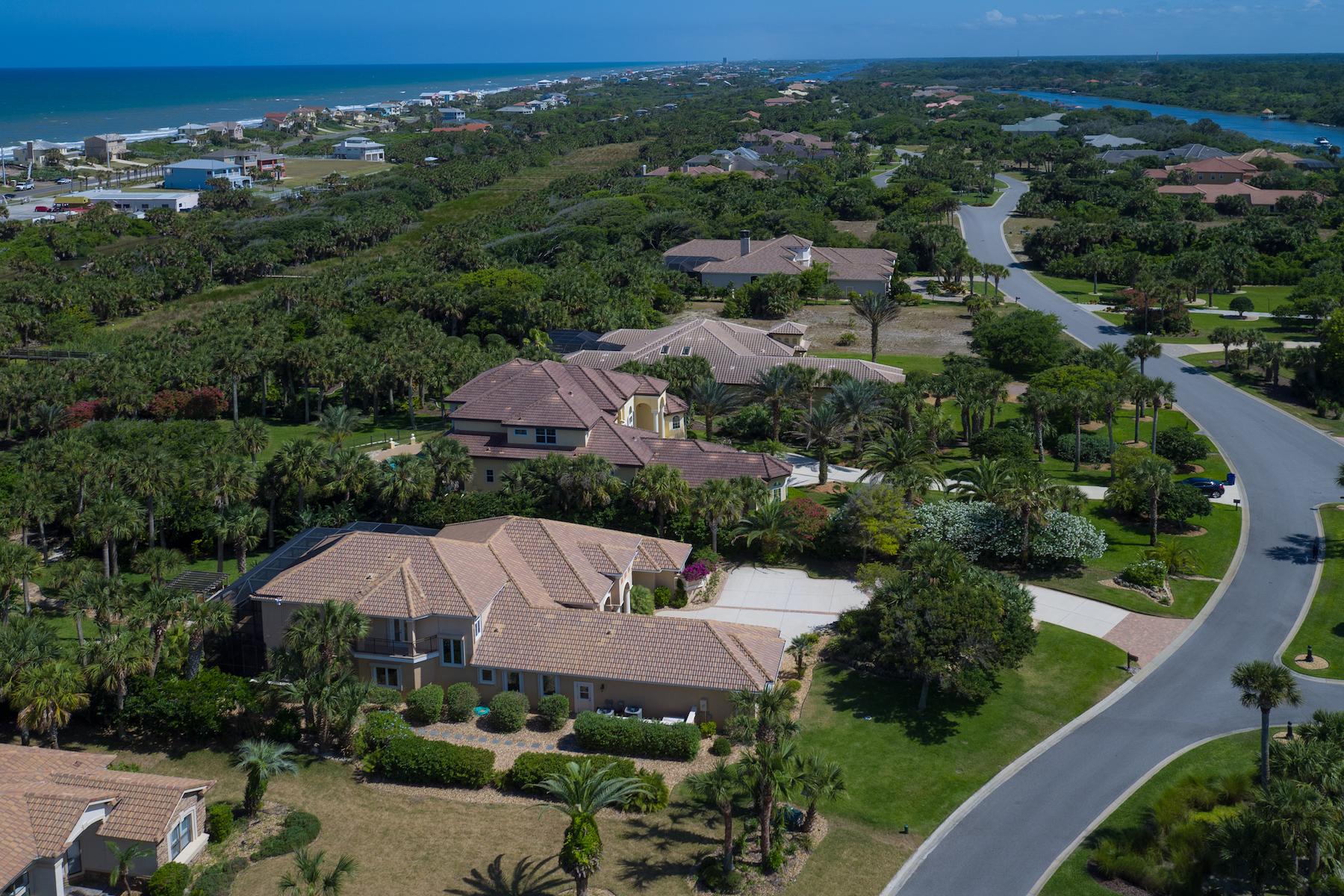 Single Family Homes for Sale at 113 Island Estates Parkway Palm Coast, Florida 32137 United States