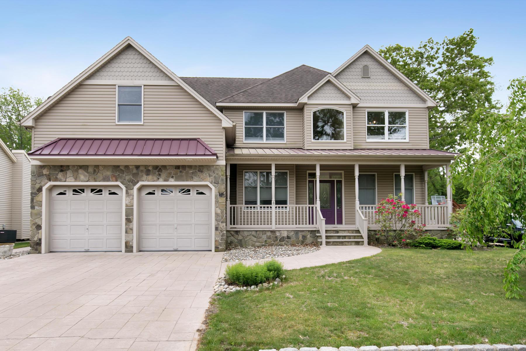 Maison unifamiliale pour l Vente à Sought After Rinderer Home 829 Springfield Avenue Pine Beach, New Jersey 08741 États-Unis