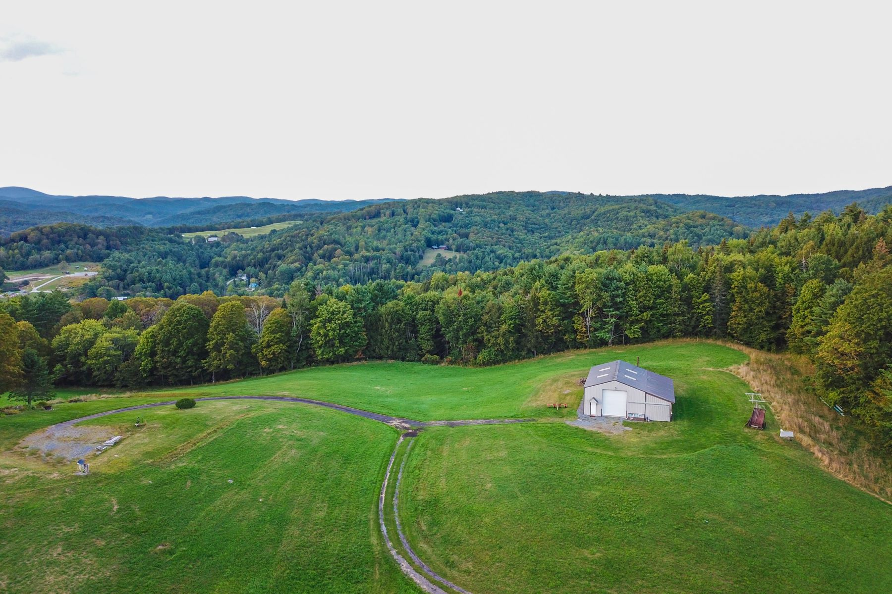 Land for Sale at Twenty One Acres with Views in Topsham 290 Tyler Ln Topsham, Vermont 05076 United States