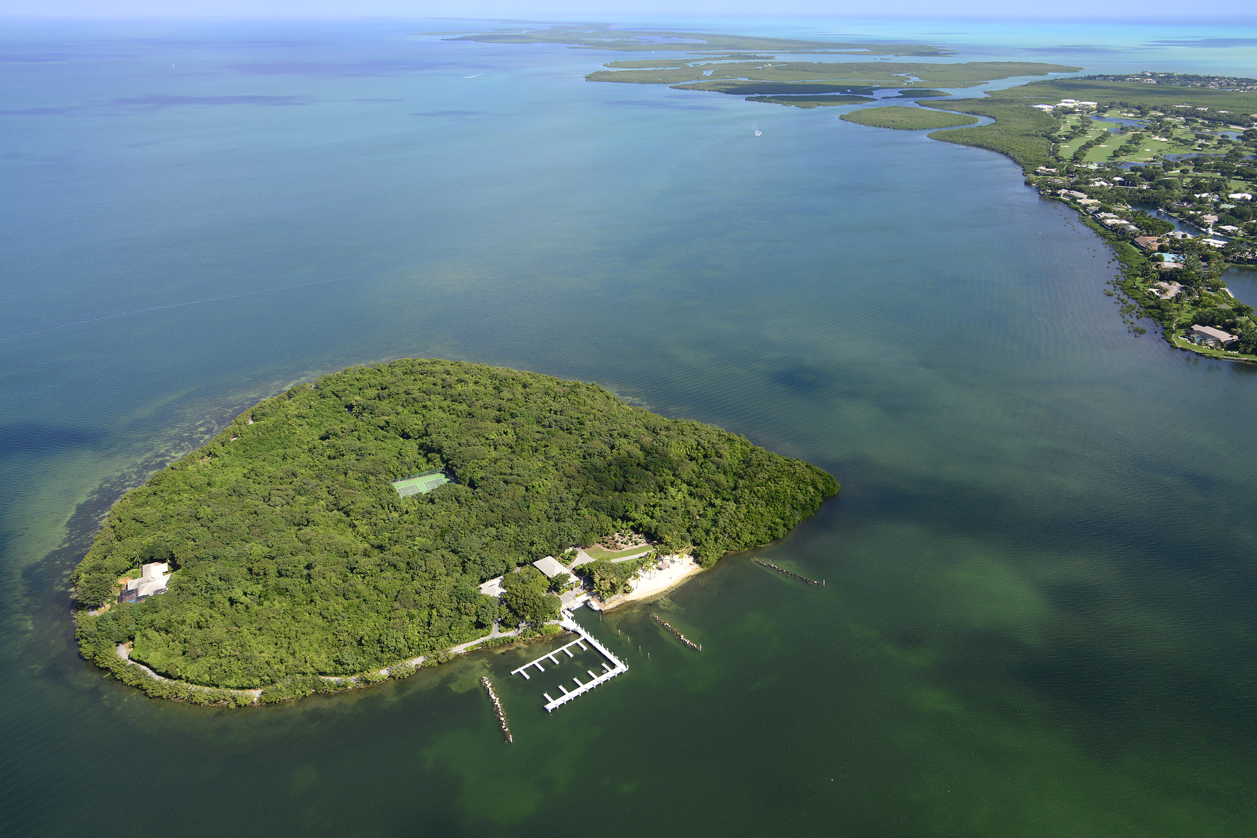 Additional photo for property listing at Pumpkin Key - Private Island in the Florida Keys Pumpkin Key Island Key Largo, Florida 33037 United States