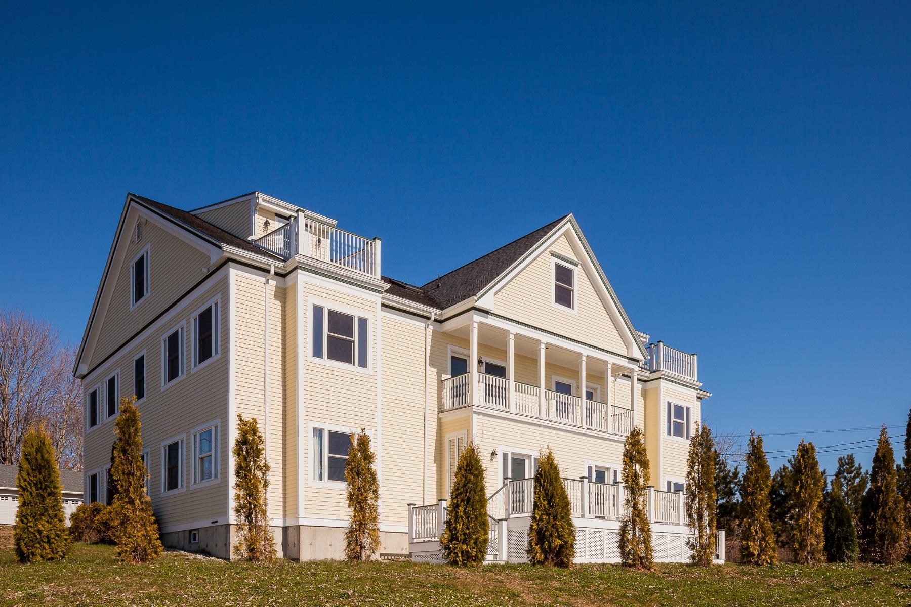 Condominium for Sale at 220 Camden Street Unit #5 Rockland, Maine, 04841 United States