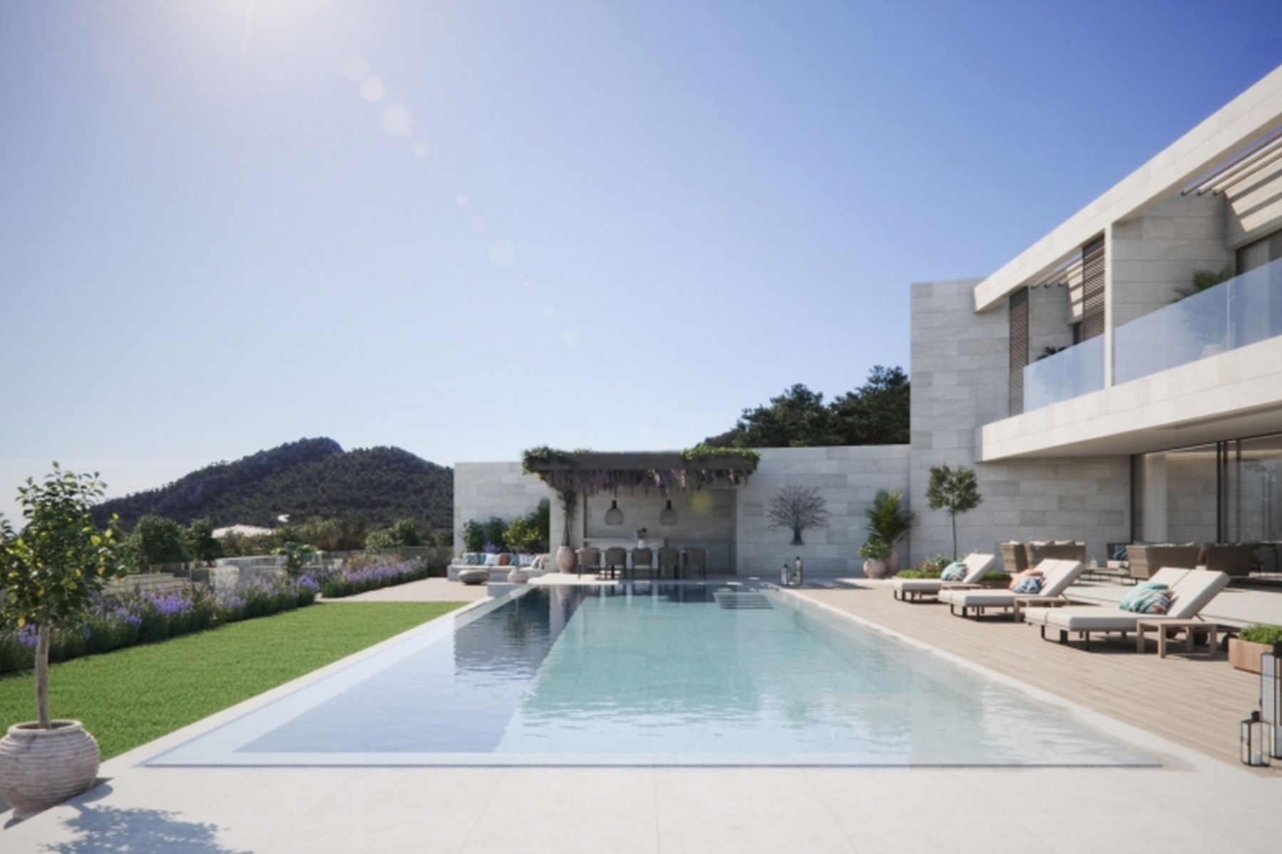 Single Family Home for Sale at Architectural masterpiece in Port Andratx Port d Andratx, Balearic Islands Spain