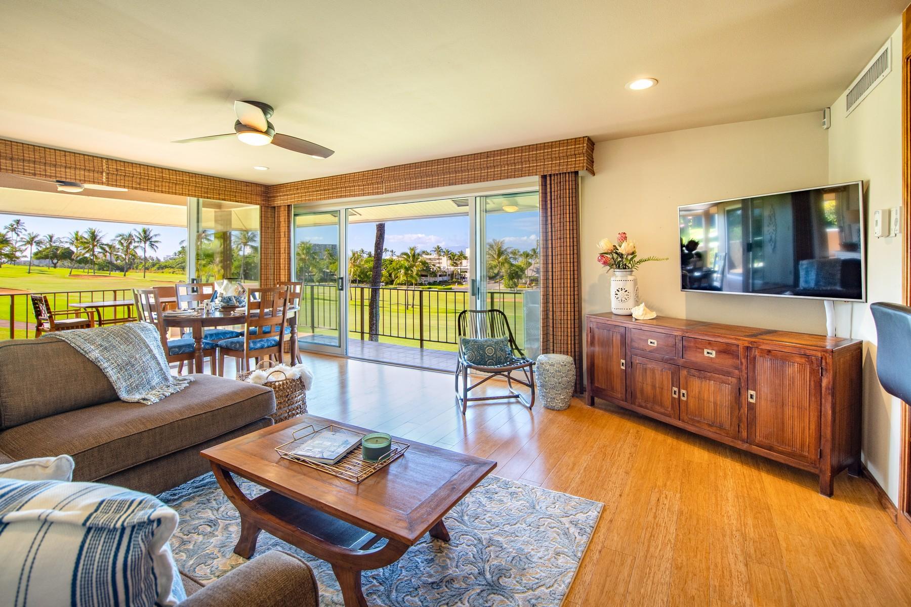 Condominiums for Sale at Live on the Golf Course in Kaanapali 2661 Kekaa Dr, Maui Eldorado #G206-207 Lahaina, Hawaii 96761 United States