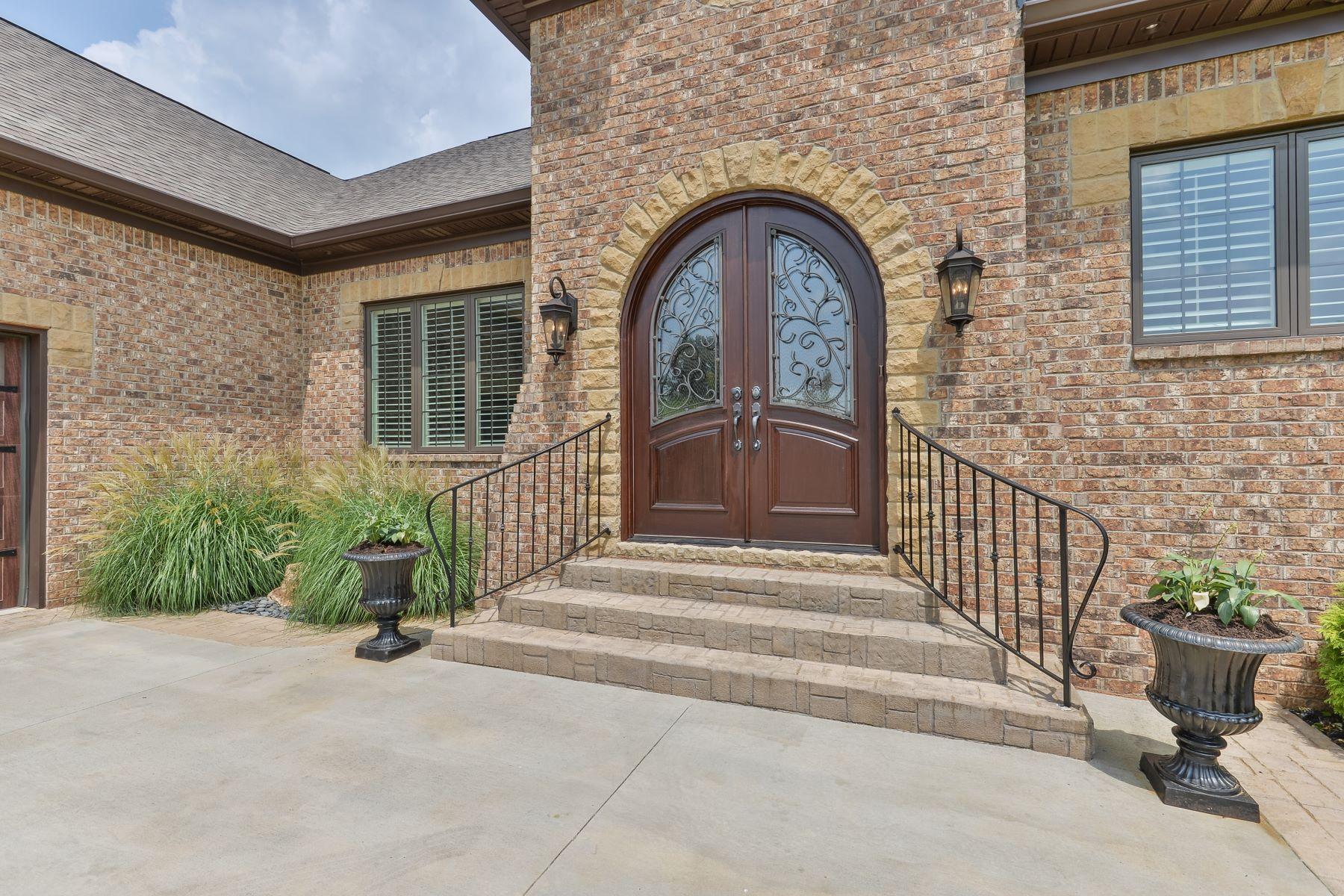 Частный односемейный дом для того Продажа на 5203 Spring Mist Court Prospect, Кентукки, 40059 Соединенные Штаты