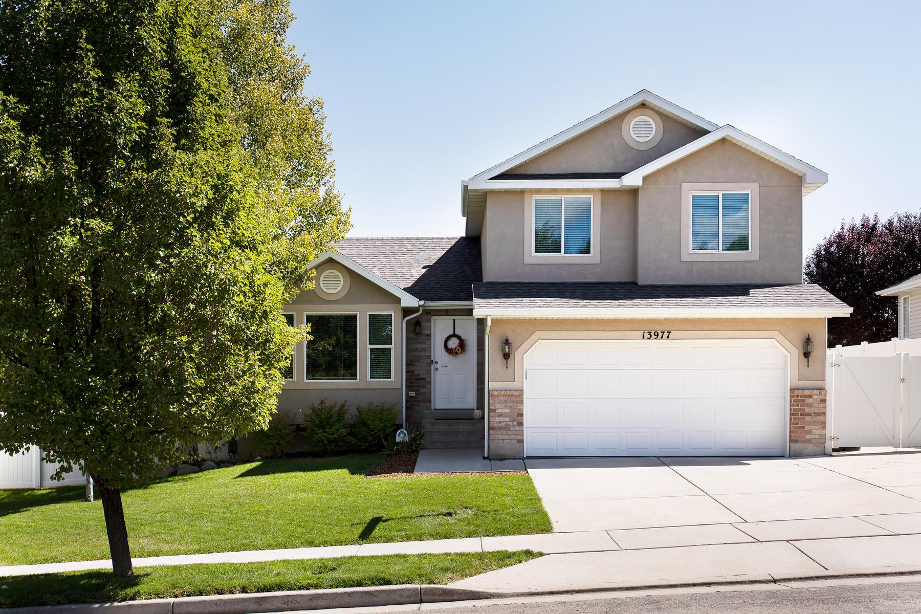 Single Family Homes for Sale at Radiant Rosecrest Residence 13977 S Friendship Drive, Herriman, Utah 84096 United States