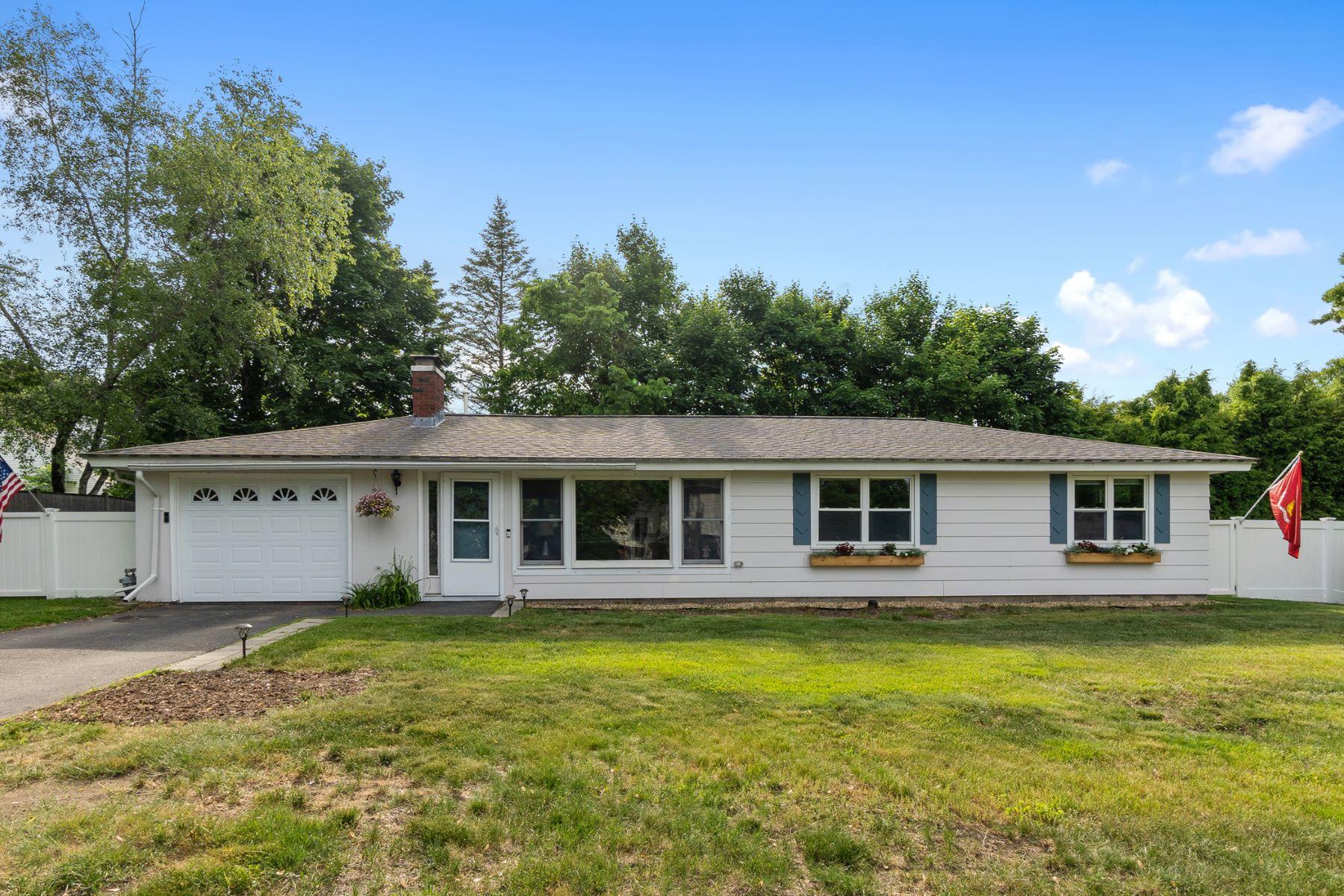 Single Family Homes for Active at 2 Durant Ave Maynard, Massachusetts 01754 United States