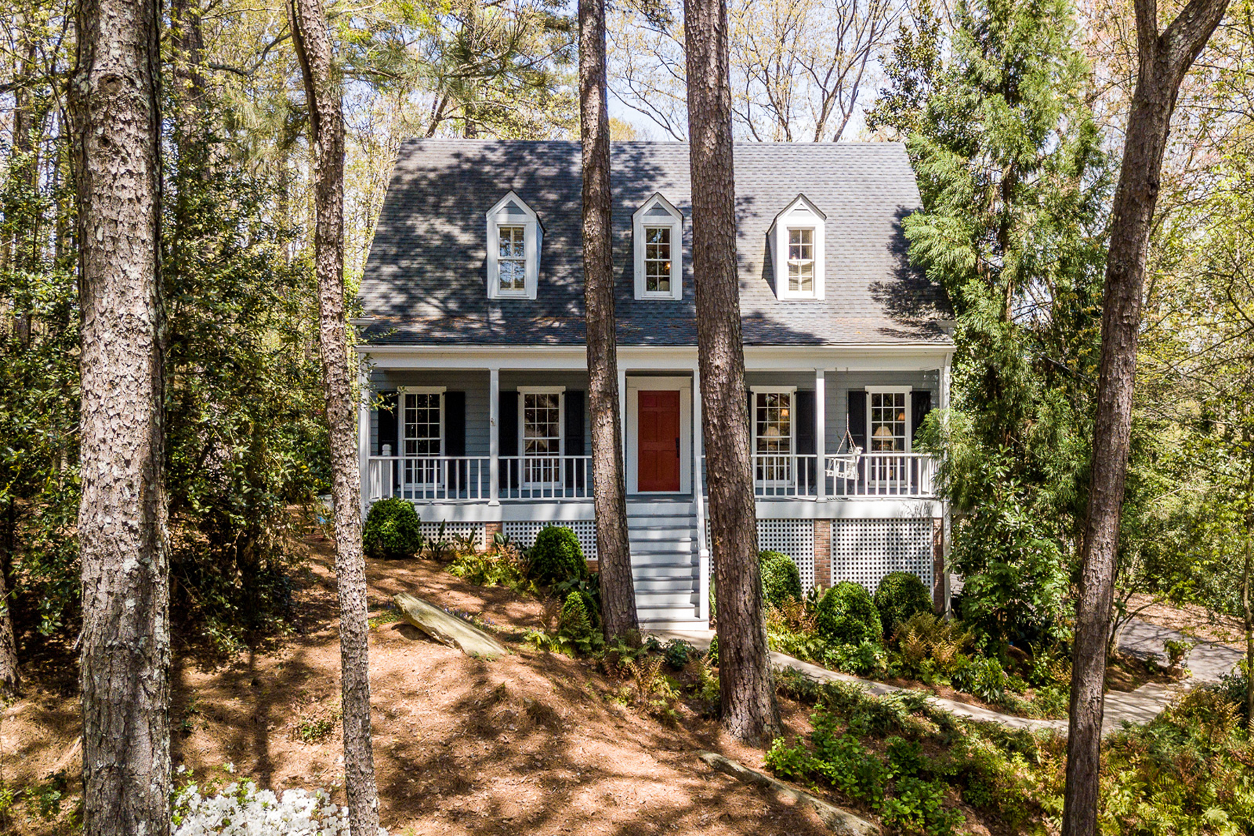 Single Family Home for Sale at Beautiful Home Situated On 1+ Acres On Sought After Cochise Drive 3363 Cochise Drive SE Atlanta, Georgia 30339 United States