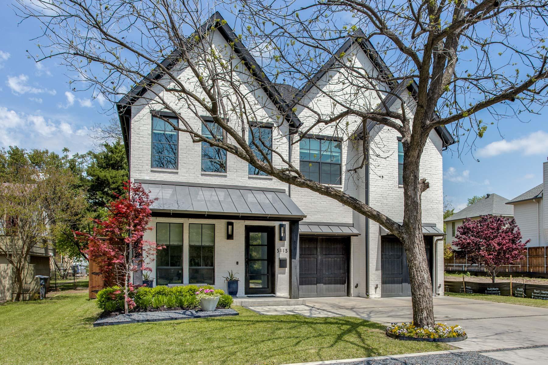 Single Family Home for Sale at 5115 W. Hanover Avenue Dallas, Texas, 75209 United States