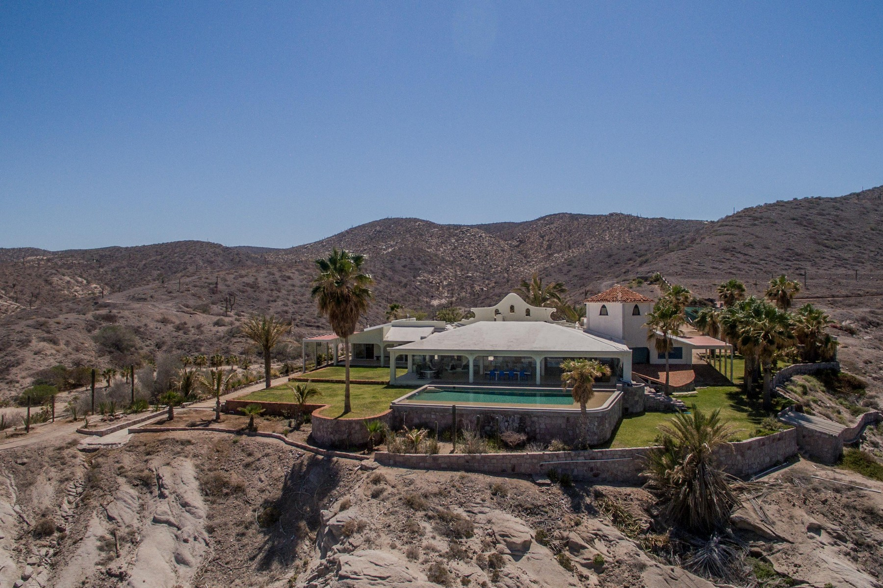 토지 용 매매 에 Boulder Cove La Paz, Baja California Sur, 멕시코
