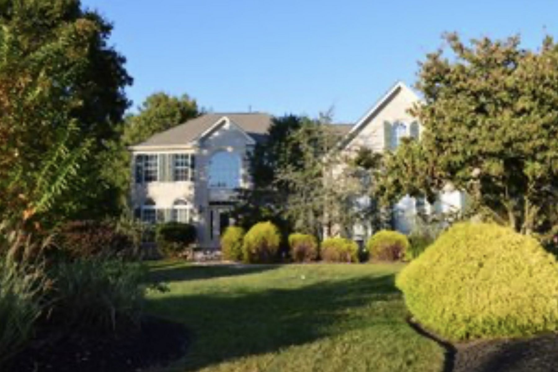 Single Family Homes for Sale at Ballenger Woods 22 Marshall Dr, Egg Harbor Township, New Jersey 08234 United States