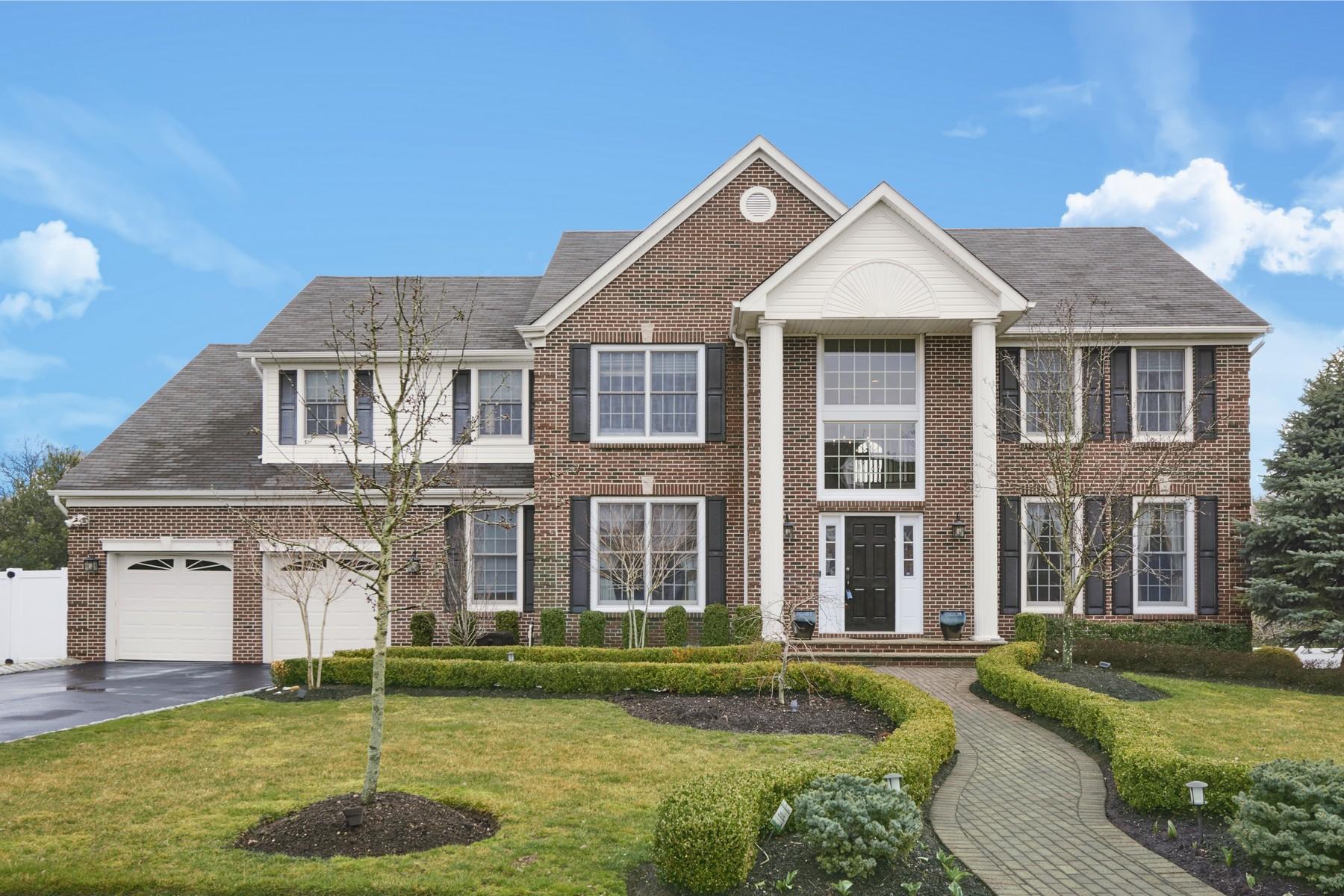 Maison unifamiliale pour l Vente à Upscale Design 8 The Fellsway Ocean, New Jersey 07712 États-Unis