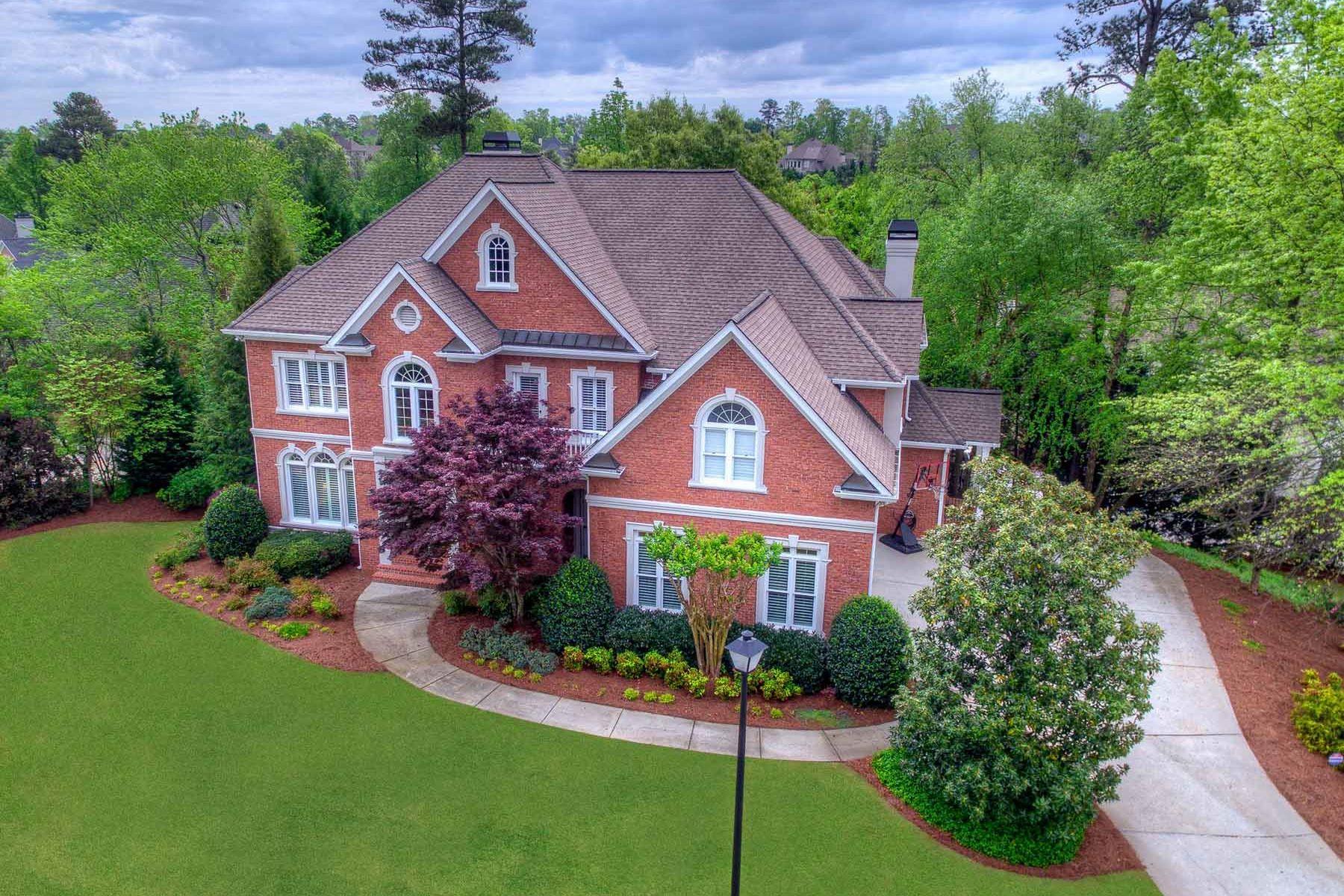 Tek Ailelik Ev için Satış at Gorgeous Executive Home 800 Autry Landing Circle Johns Creek, Georgia, 30022 Amerika Birleşik Devletleri