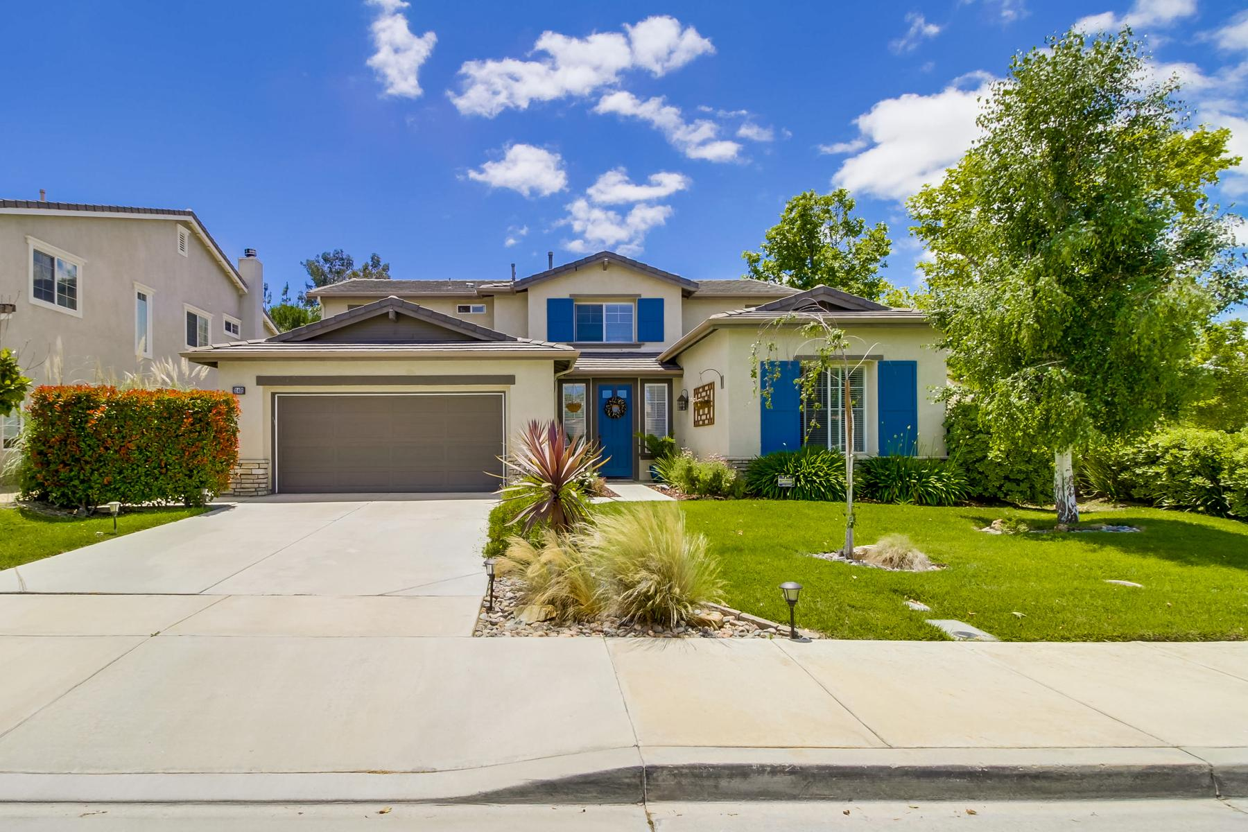 Single Family Home for Sale at 31401 Chemin Chevalier Temecula, California 92591 United States