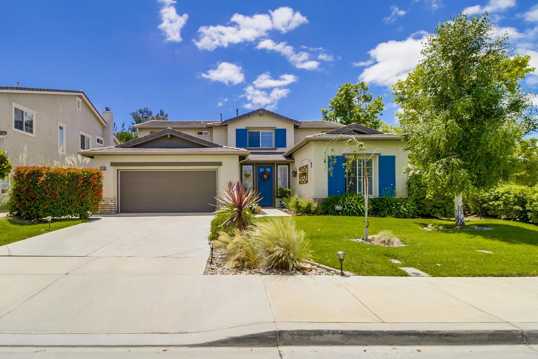 独户住宅 为 销售 在 31401 Chemin Chevalier 特曼库拉, 加利福尼亚州, 92591 美国