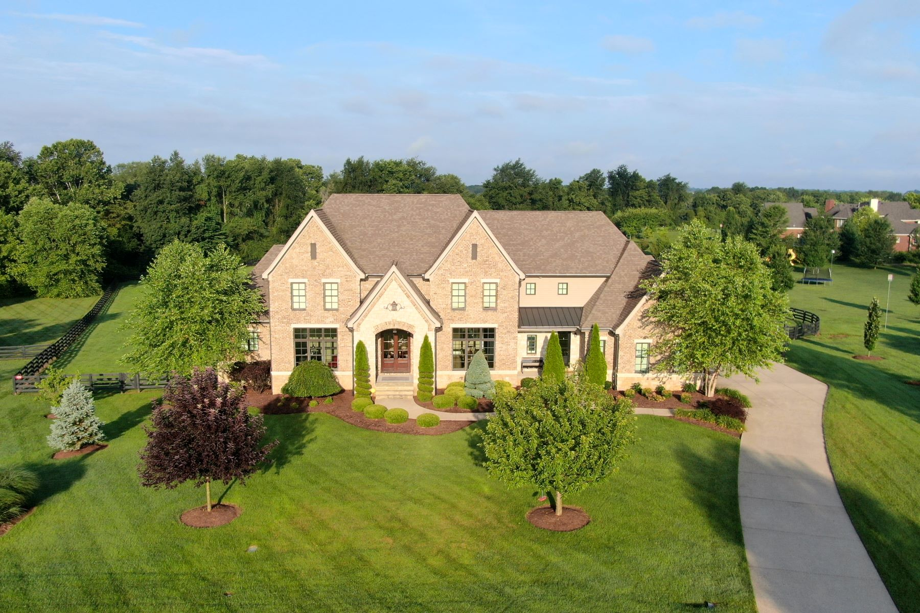 Single Family Homes for Sale at 3302 Overlook Ridge Road Prospect, Kentucky 40059 United States
