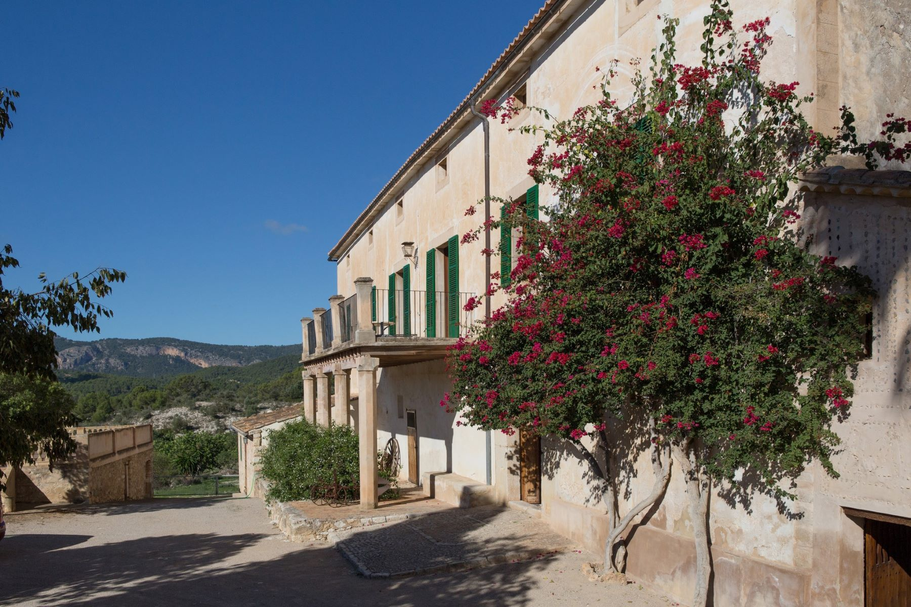 Single Family Homes for Sale at Majorcan finca in Calvia Calvia, Balearic Islands Spain