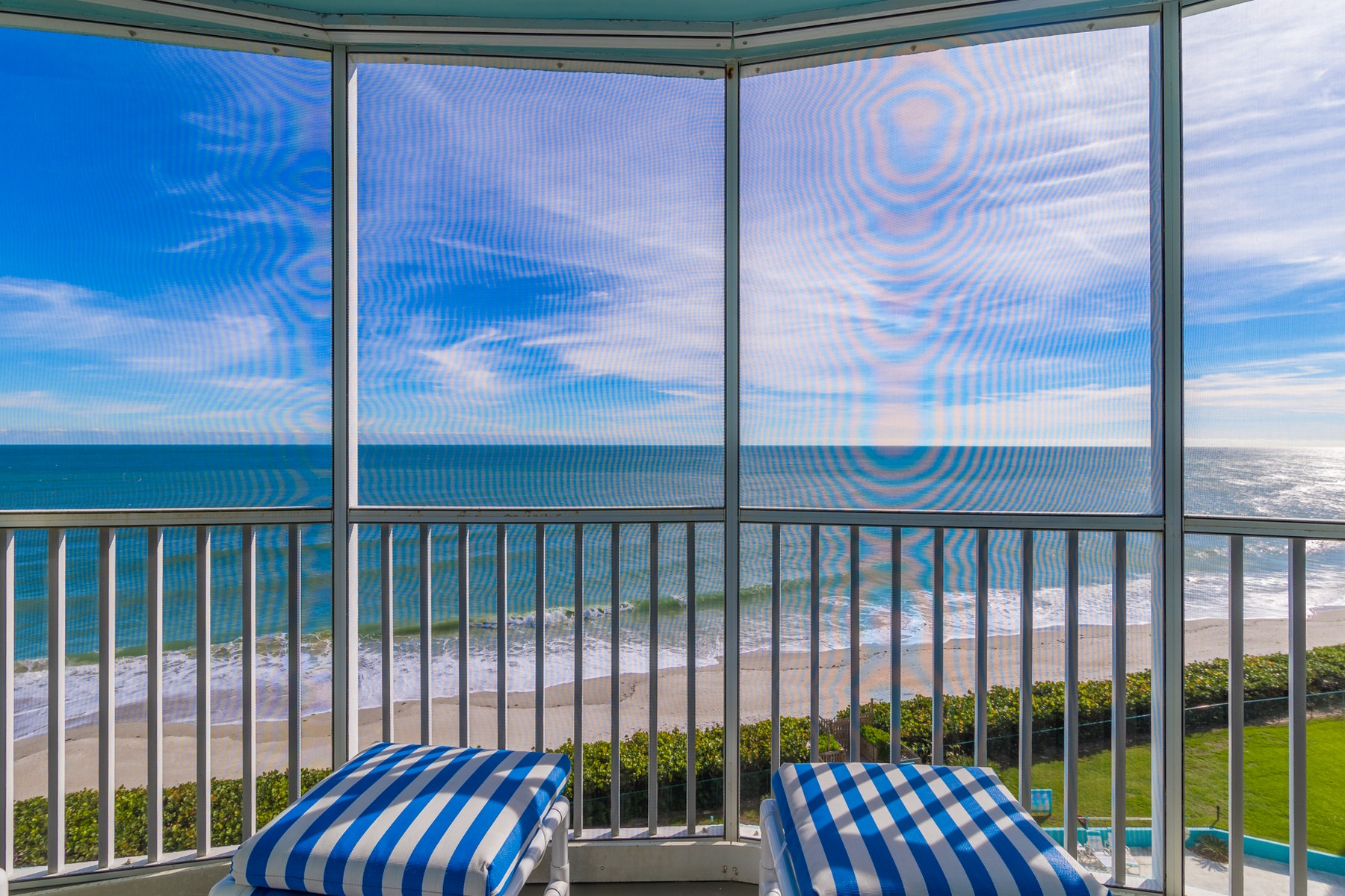 Condominium for Sale at Amazing Oceanfront 7th Floor Villa 1175 Highway A1A #707 Satellite Beach, Florida 32937 United States