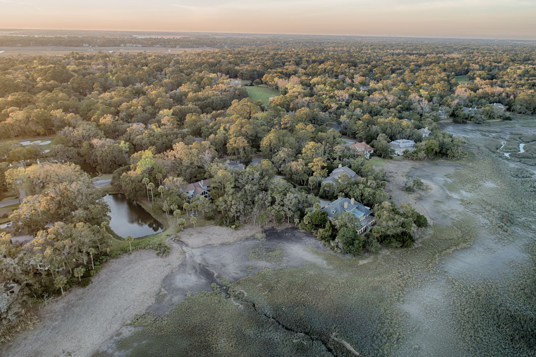 Land for Sale at 2 Moss Hammock Lane, Skidaway Island, Georgia 31411 United States