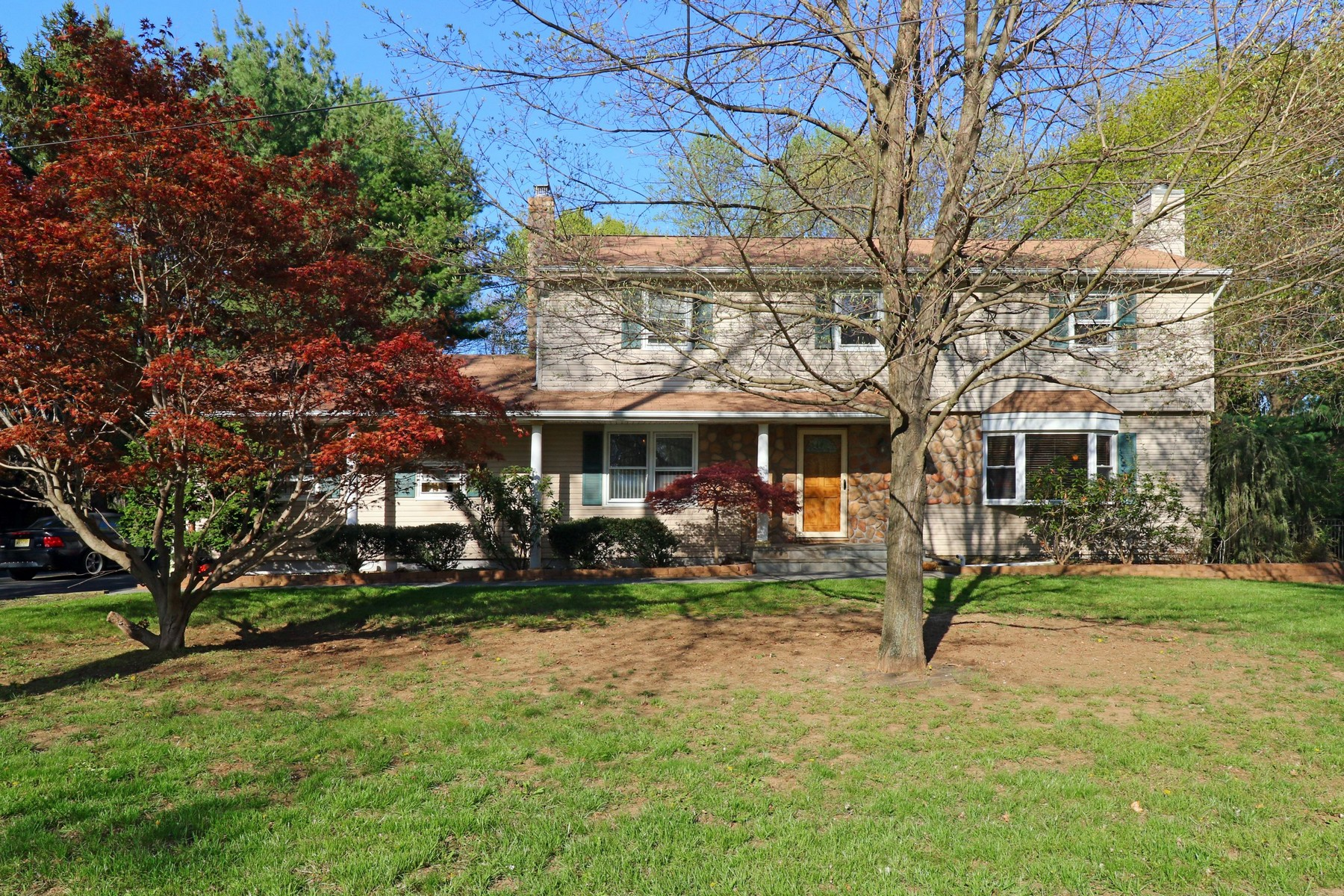 Single Family Home for Sale at 61 Broadmoor Drive 61 Broadmoor Dr. Lincroft, New Jersey, 07738 United States