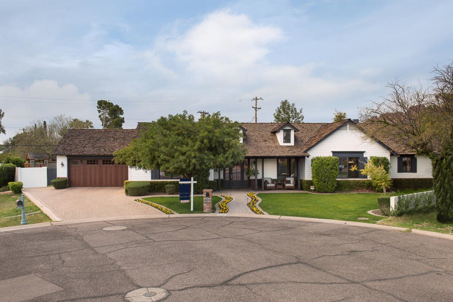 sales property at Custom built home in the heart of the Arcadia