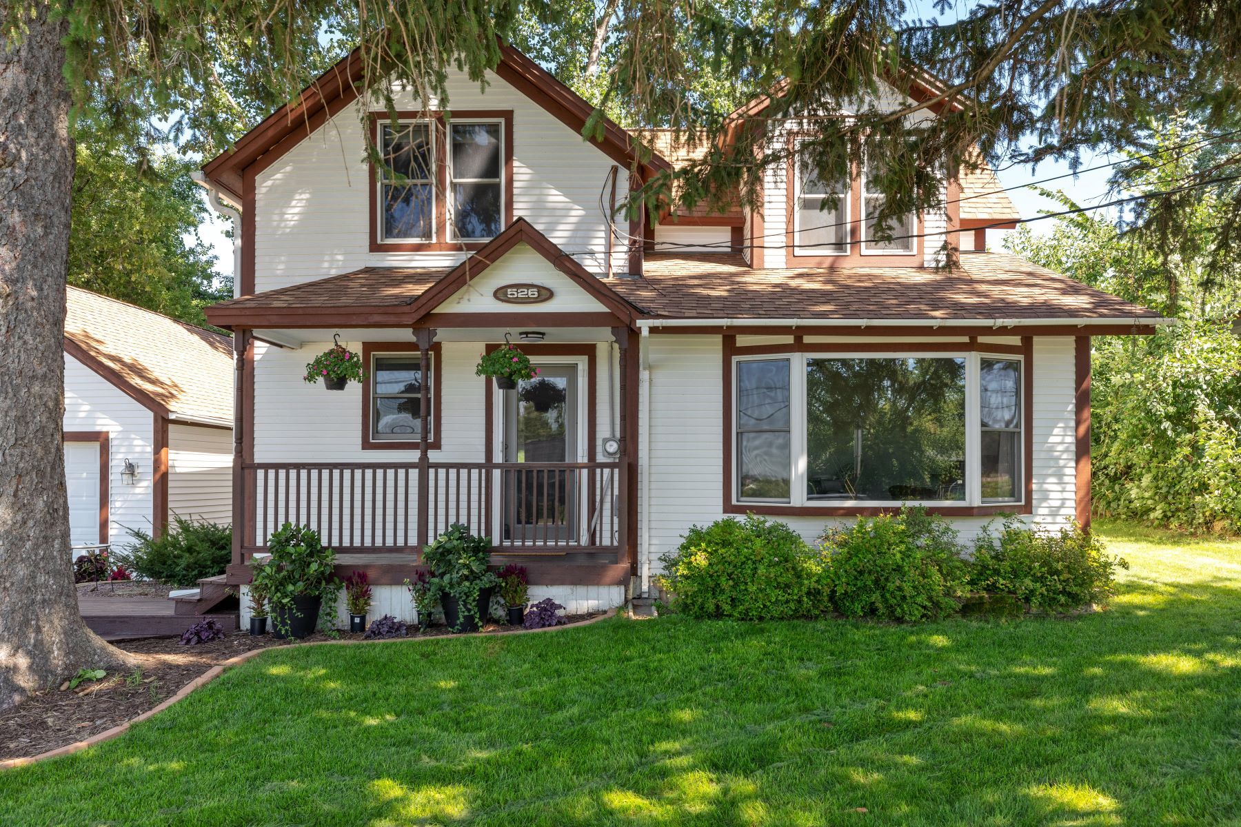 Single Family Homes for Sale at 526 Main Street N St. Michael, Minnesota 55376 United States