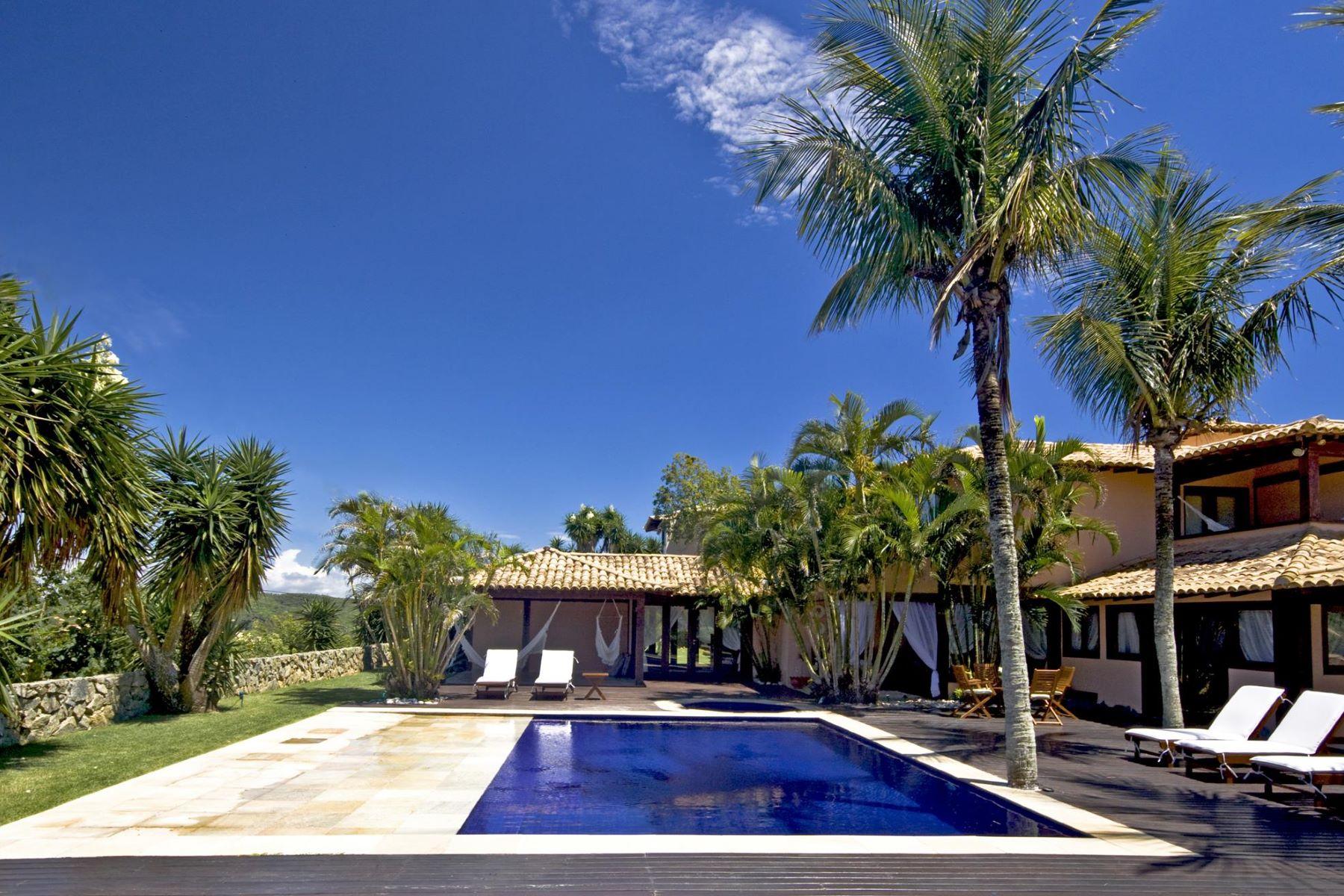 단독 가정 주택 용 매매 에 View to Ferradura Beach Avenida do Atlântico Armacao Dos Buzios, 리우데자네이루, 28950-000 브라질