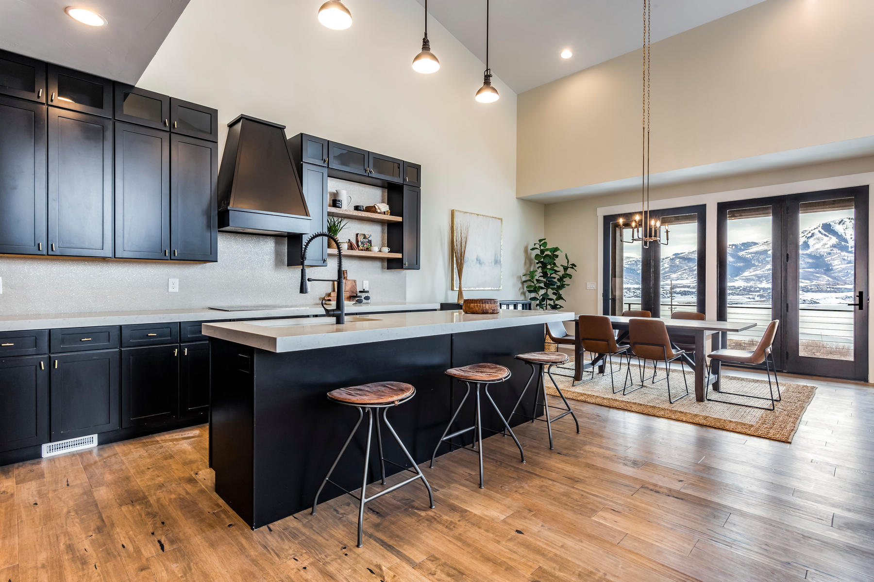 townhouses vì Bán tại New Lakefront Community with Views of Deer Valley Resort & Jordanelle Reservoir 351 E Overlook Loop, Lot 26, Hideout Canyon, Utah 84036 Hoa Kỳ