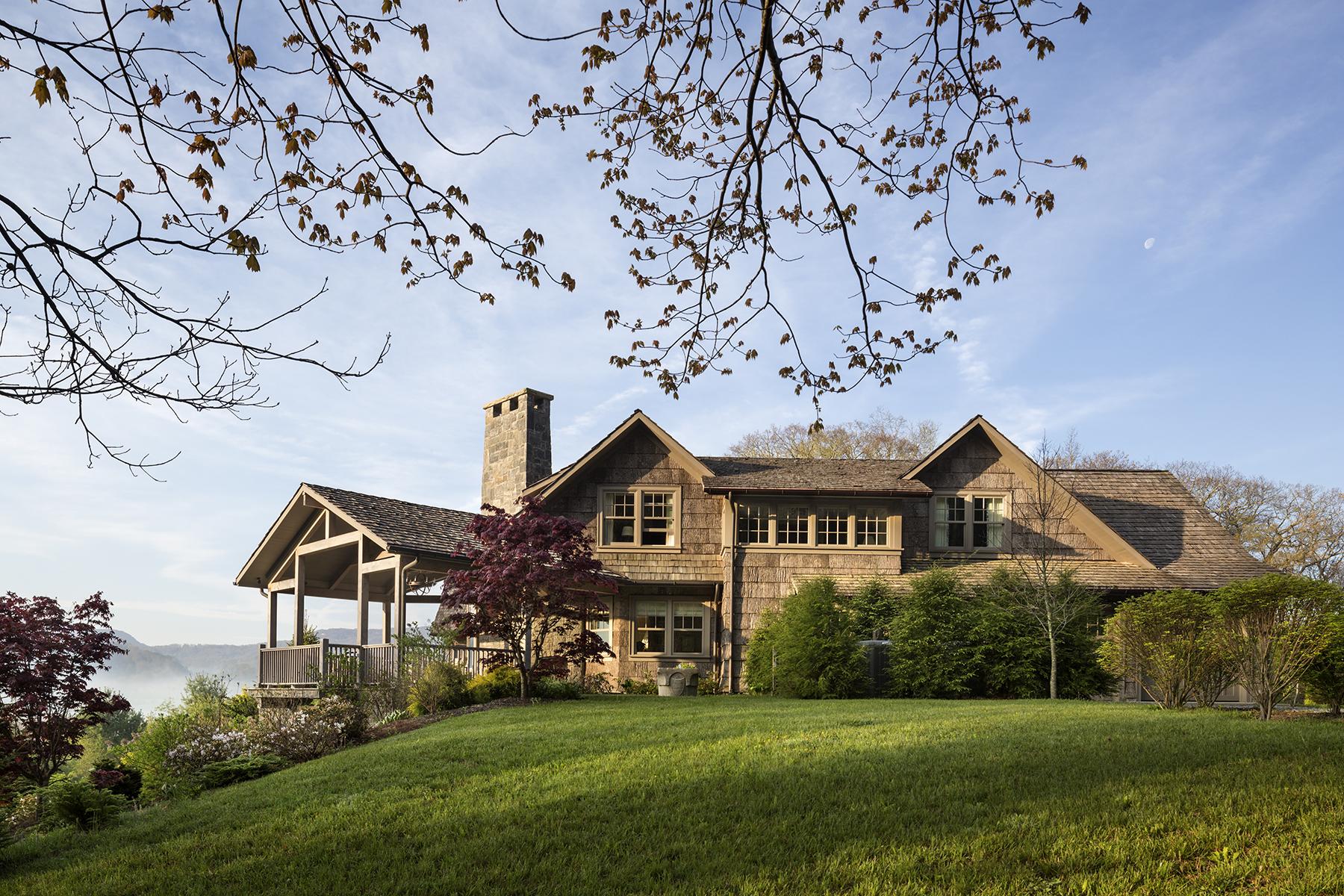 Single Family Homes for Sale at THE FARM AT BANNER ELK - BANNER ELK 35 Hanging Rock Knoll Pl Banner Elk, North Carolina 28604 United States
