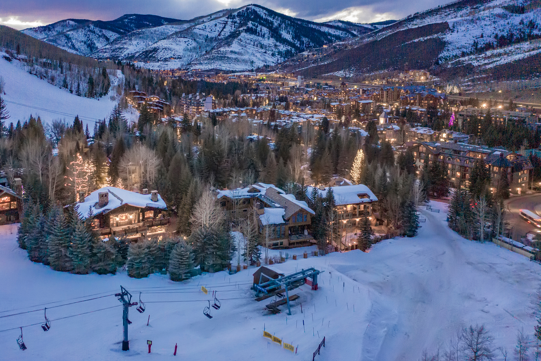 Single Family Homes for Sale at Premier Ski-In / Ski-Out on Mill Creek Circle 375 Mill Creek Circle Vail, Colorado 81657 United States