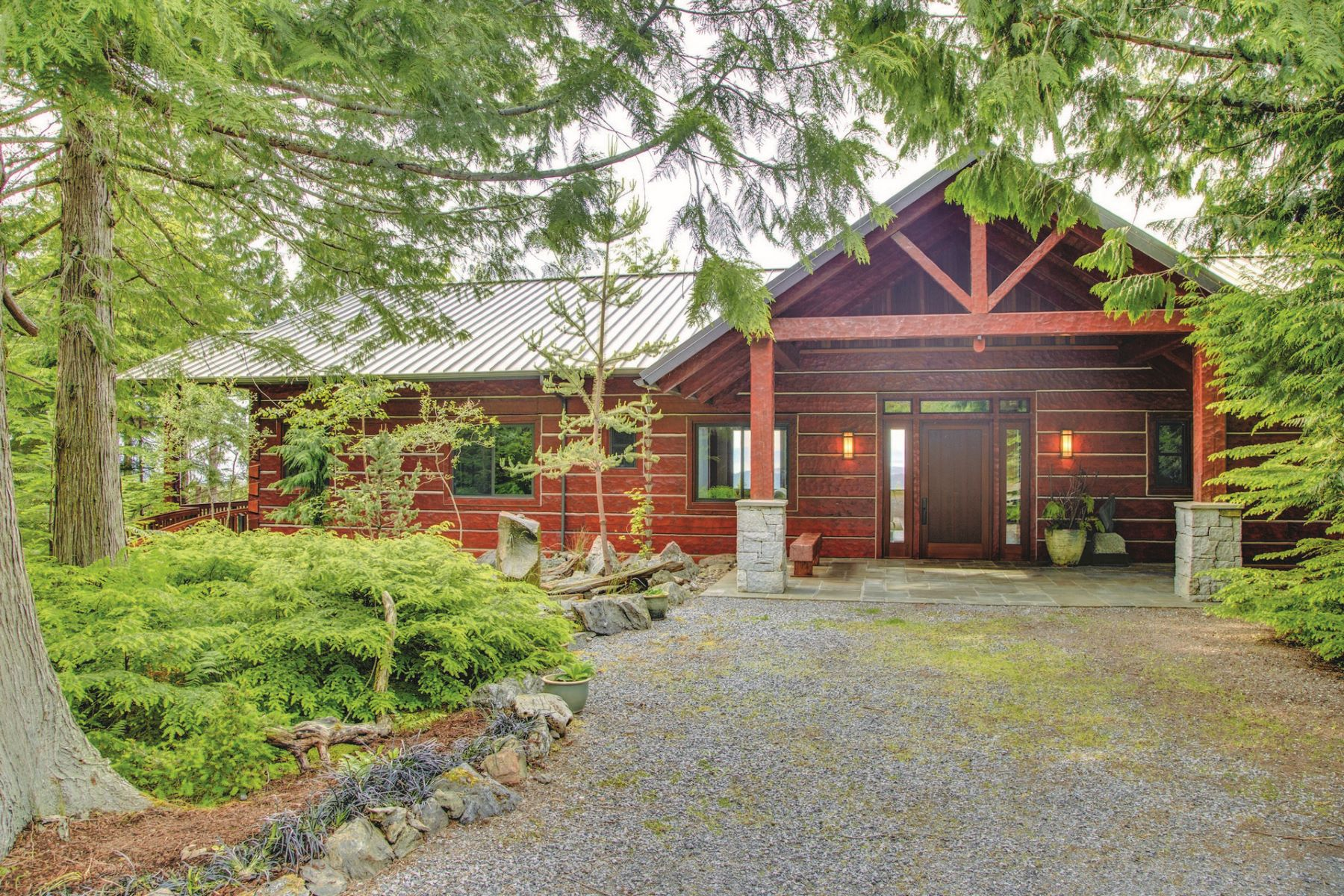 Additional photo for property listing at Spring Hill Lodge 609 Spring Hill Rd Orcas, Washington 98245 United States