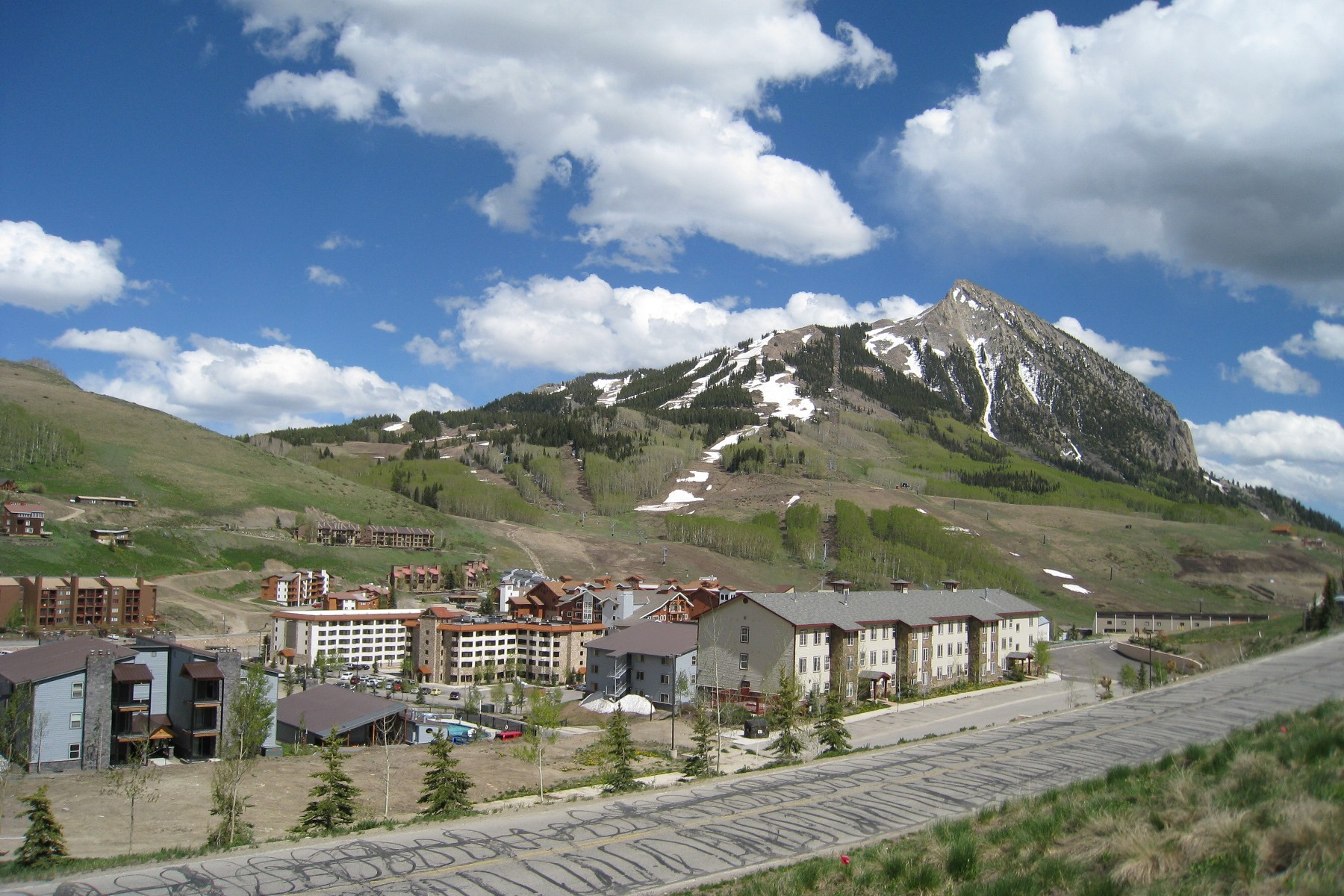 Land for Active at Unique, Multi-Family Opportunity 17 Marcellina Lane Mount Crested Butte, Colorado 81225 United States