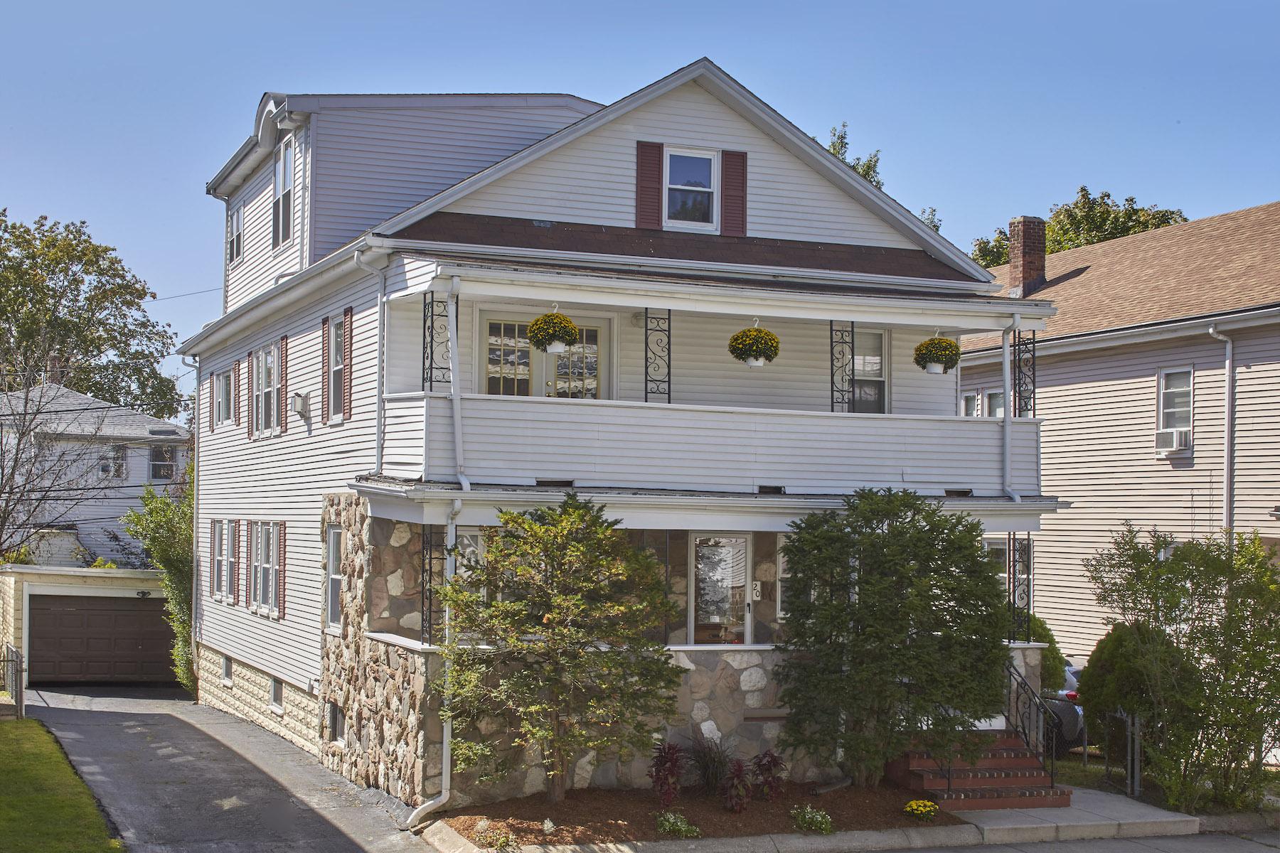 Condominiums por un Venta en 22 Teele Avenue, Unit 22 22 Teele Avenue Unit 22 Somerville, Massachusetts 02144 Estados Unidos