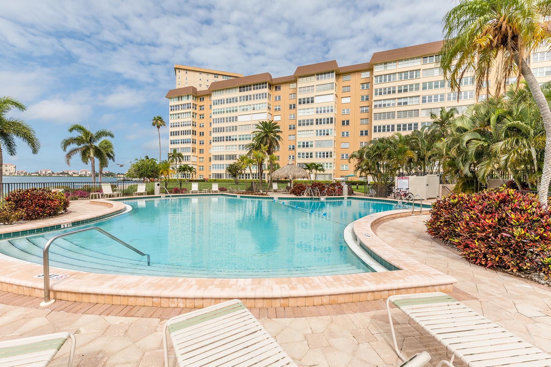 Nhà chung cư vì Bán tại ST. PETERSBURG 5130 Brittany Dr S 707, St. Petersburg, Florida 33715 Hoa Kỳ