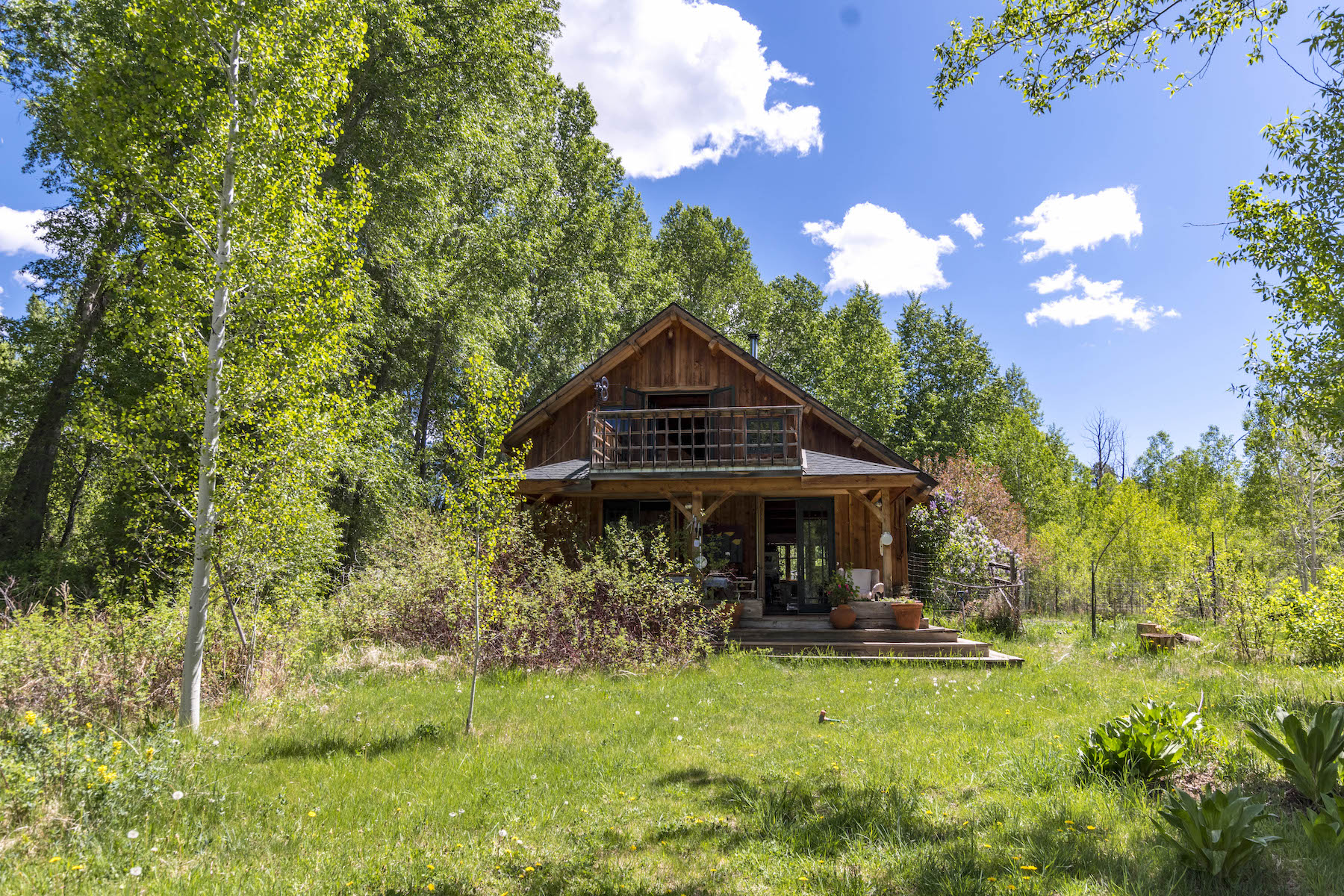 Single Family Homes for Sale at Clear Water Farm 21055 Highway 140 Hesperus, Colorado 81326 United States