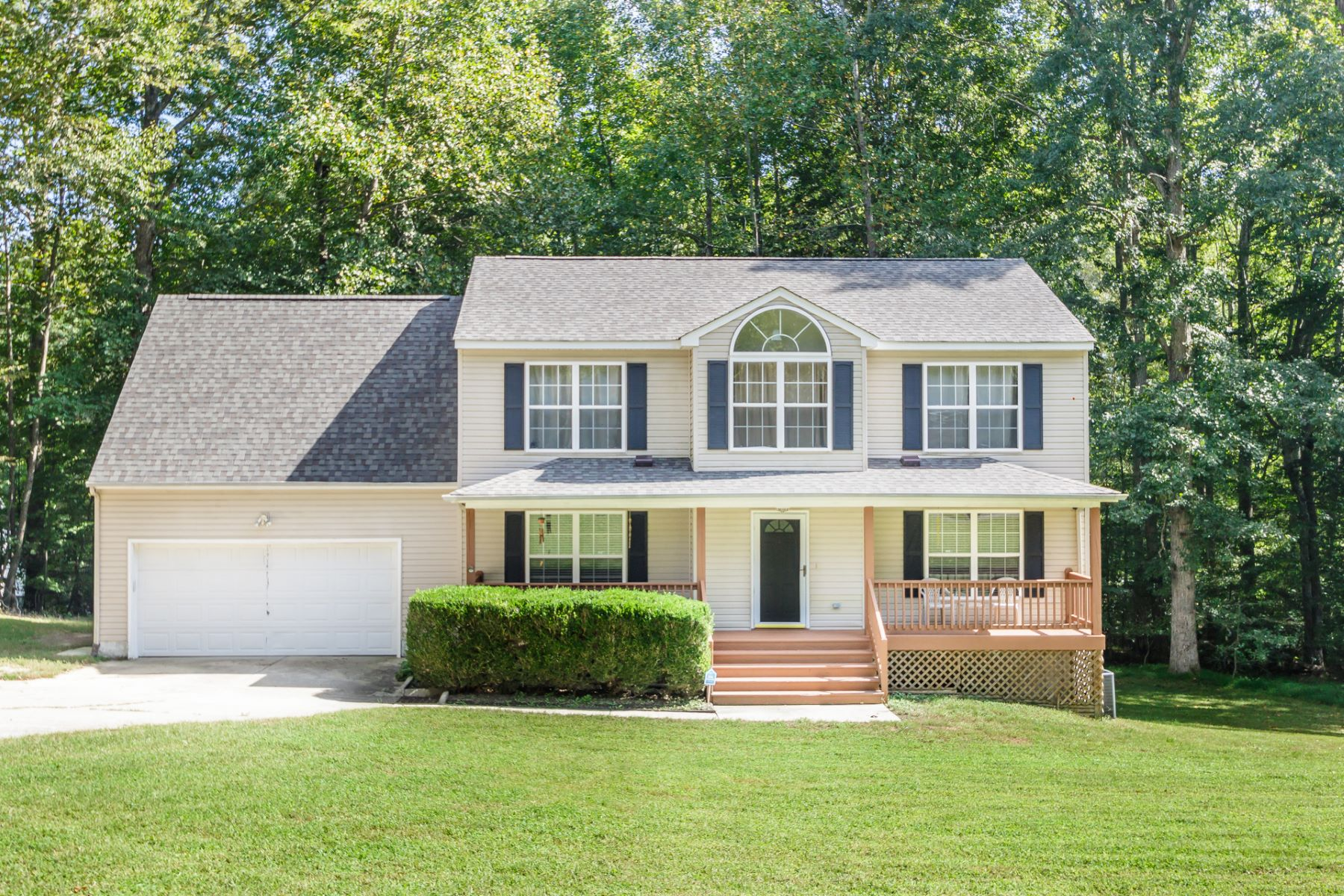 single family homes por un Venta en SMITH'S GROVE 4863 Hickory Signpost Williamsburg, Virginia 23185 Estados Unidos