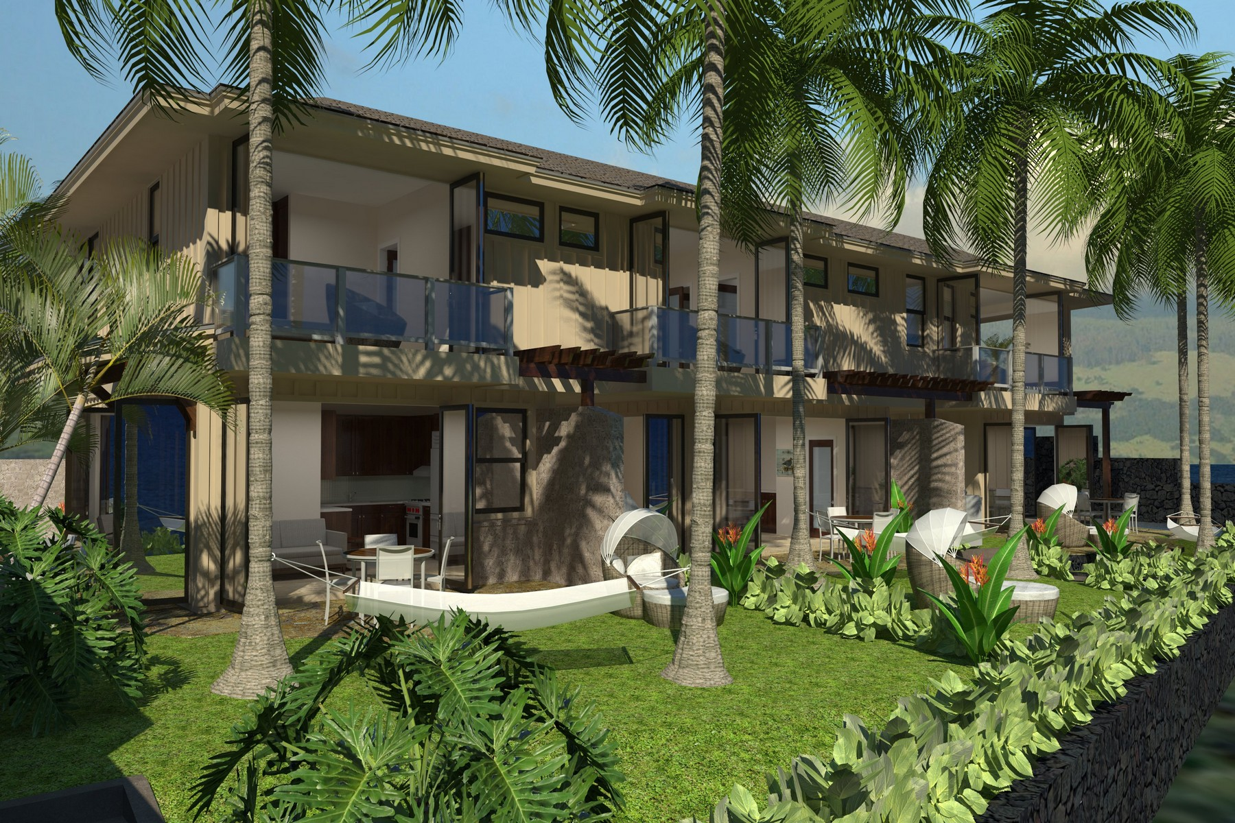 Appartement en copropriété pour l Vente à New Luxury Beachfront Maui Condo 2192 Iliili Road, Maui Beach Place Plumeria Kihei, Hawaii 96753 États-Unis