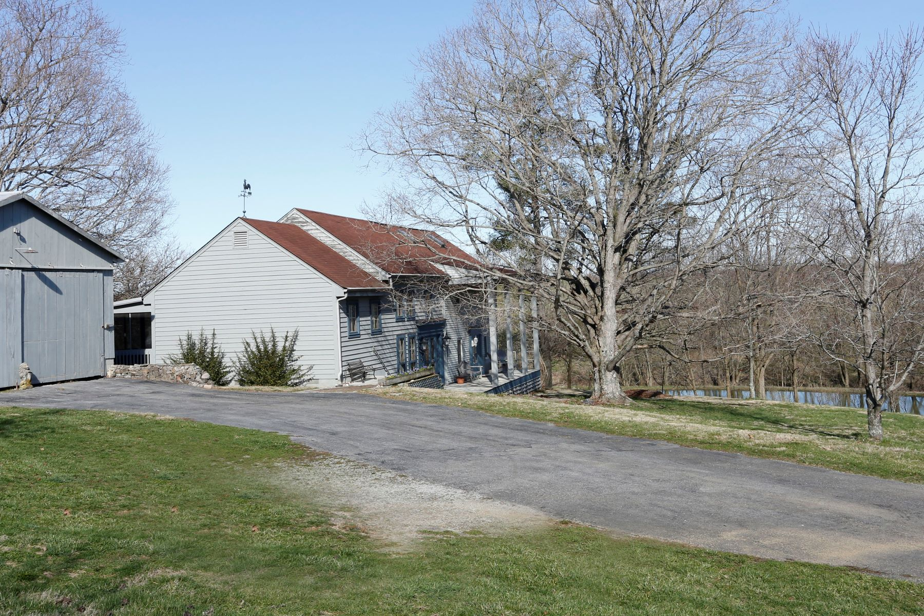 Single Family Home for Sale at 4453 Pleasant Springs Rd Carlisle, Kentucky 40311 United States