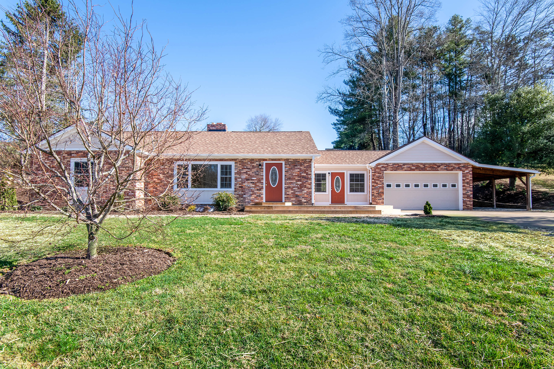 Single Family Homes for Active at 2699 New Leicester Highway Leicester, North Carolina 28748 United States