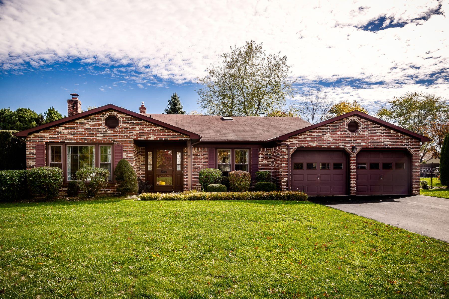 Single Family Home for Sale at Hamilton Home Hits Every Note! 5 Katie Way, Hamilton, New Jersey 08690 United StatesMunicipality: Hamilton Township