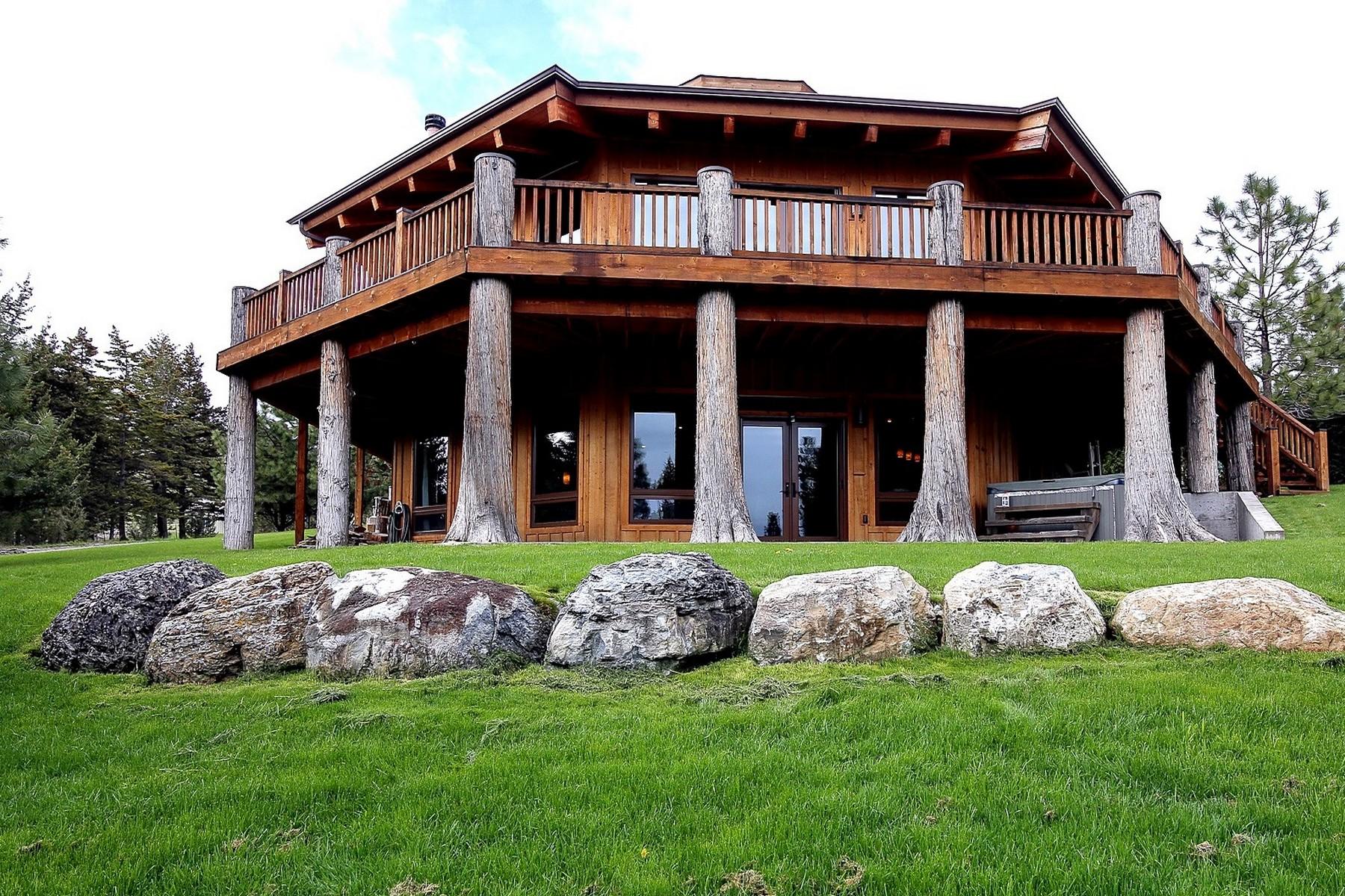 Частный односемейный дом для того Продажа на 42468 Juniper Shores , Dayton, MT 59914 42468 Juniper Shores Ln Dayton, Монтана, 59914 Соединенные Штаты