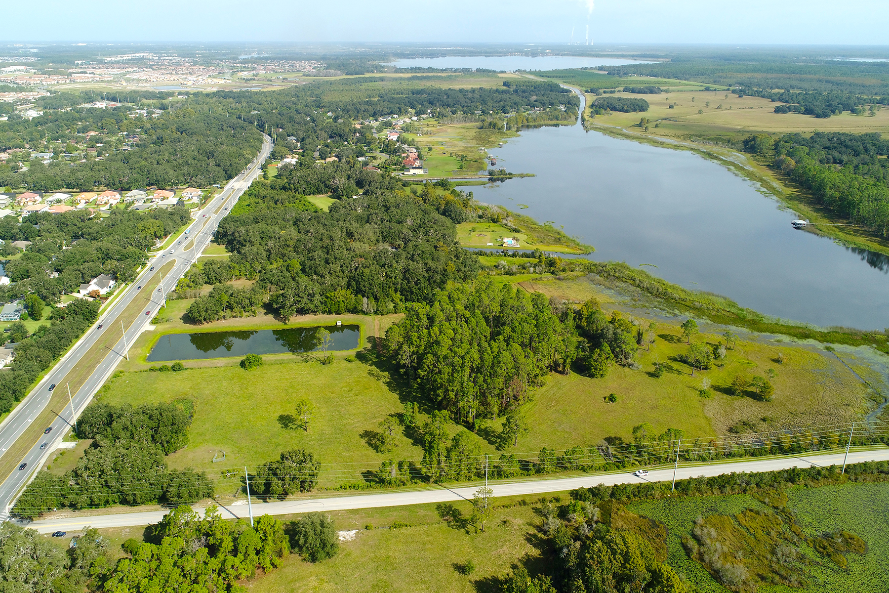 Land for Sale at SAINT CLOUD-ORLANDO 10645 N Narcoossee Rd Rd St. Cloud, Florida 34771 United States