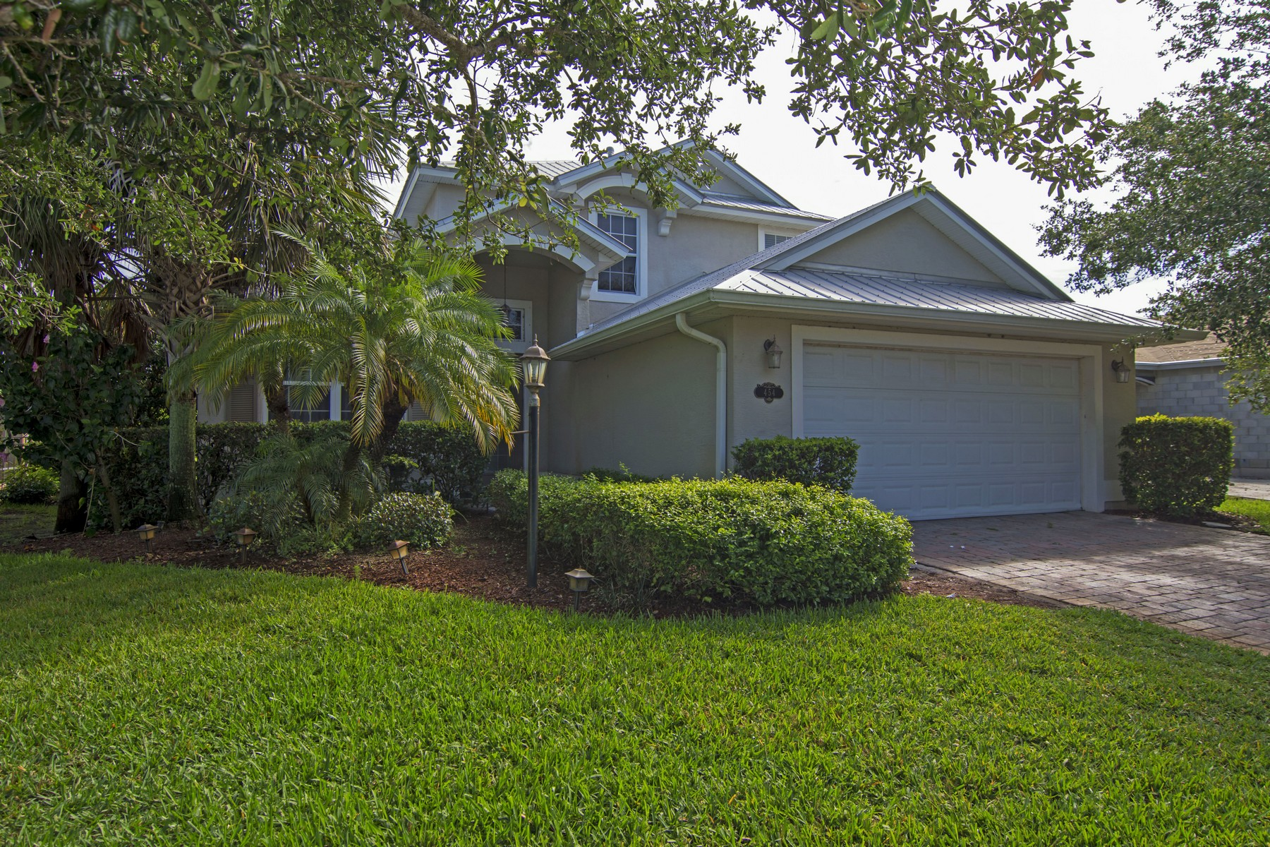 Single Family Home for Sale at Former Model, Dramatic & Spacious, Pool! 454 11th Square SW Vero Beach, Florida 32962 United States
