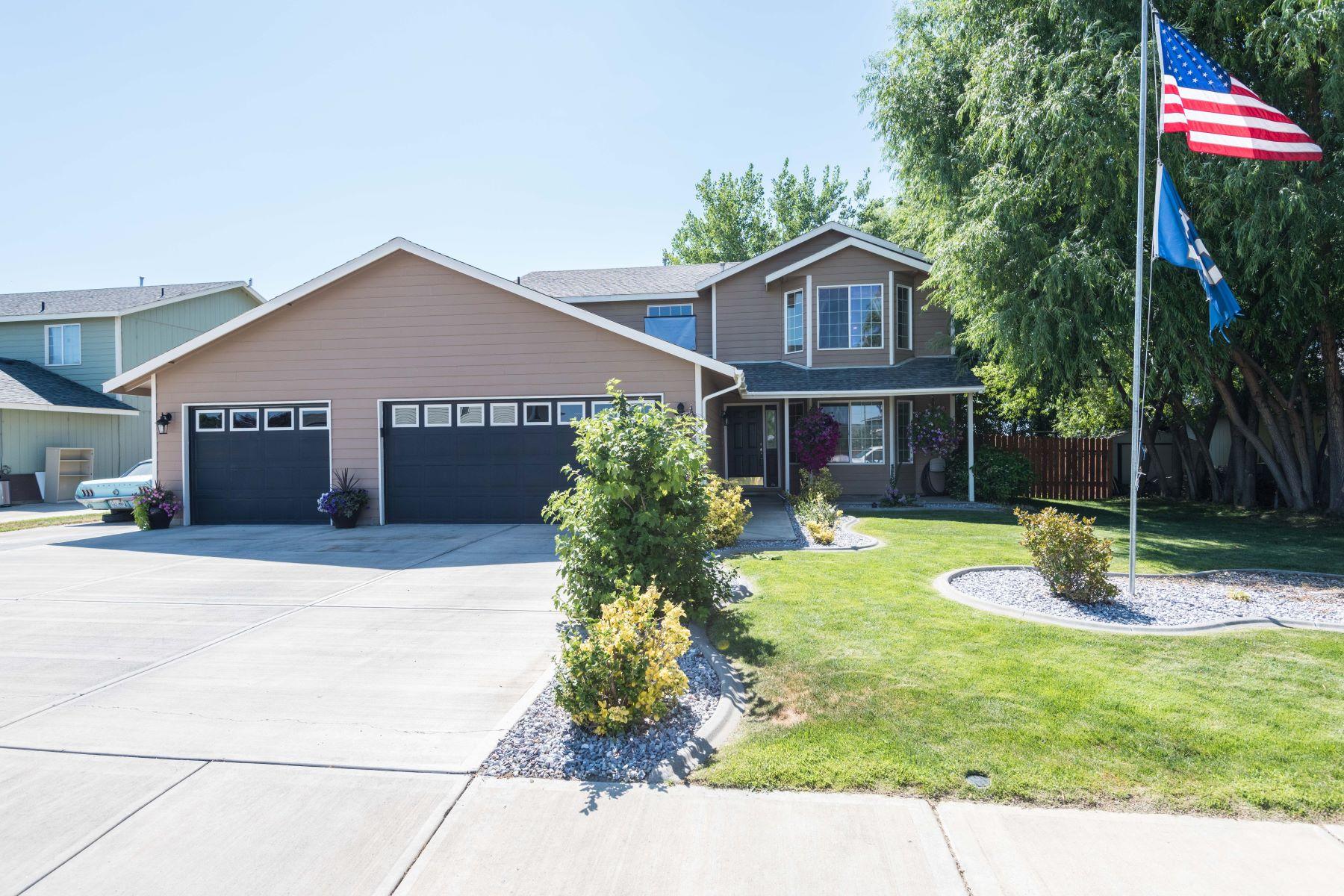 Casa Unifamiliar por un Venta en Perfect Family Home 5816 Westminster Lane Pasco, Washington 99301 Estados Unidos