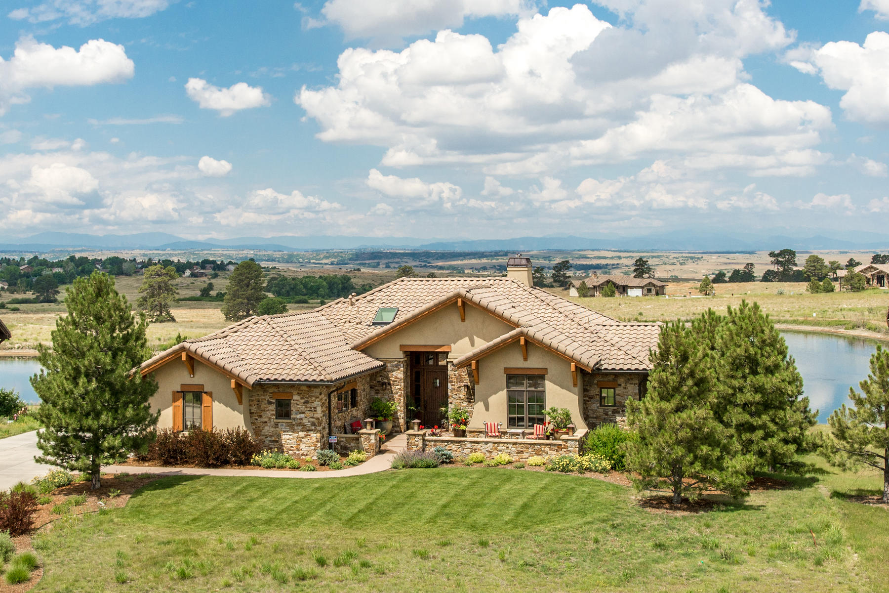 Single Family Home for Sale at 8717 Eagle Moon Way Parker, Colorado, 80134 United States