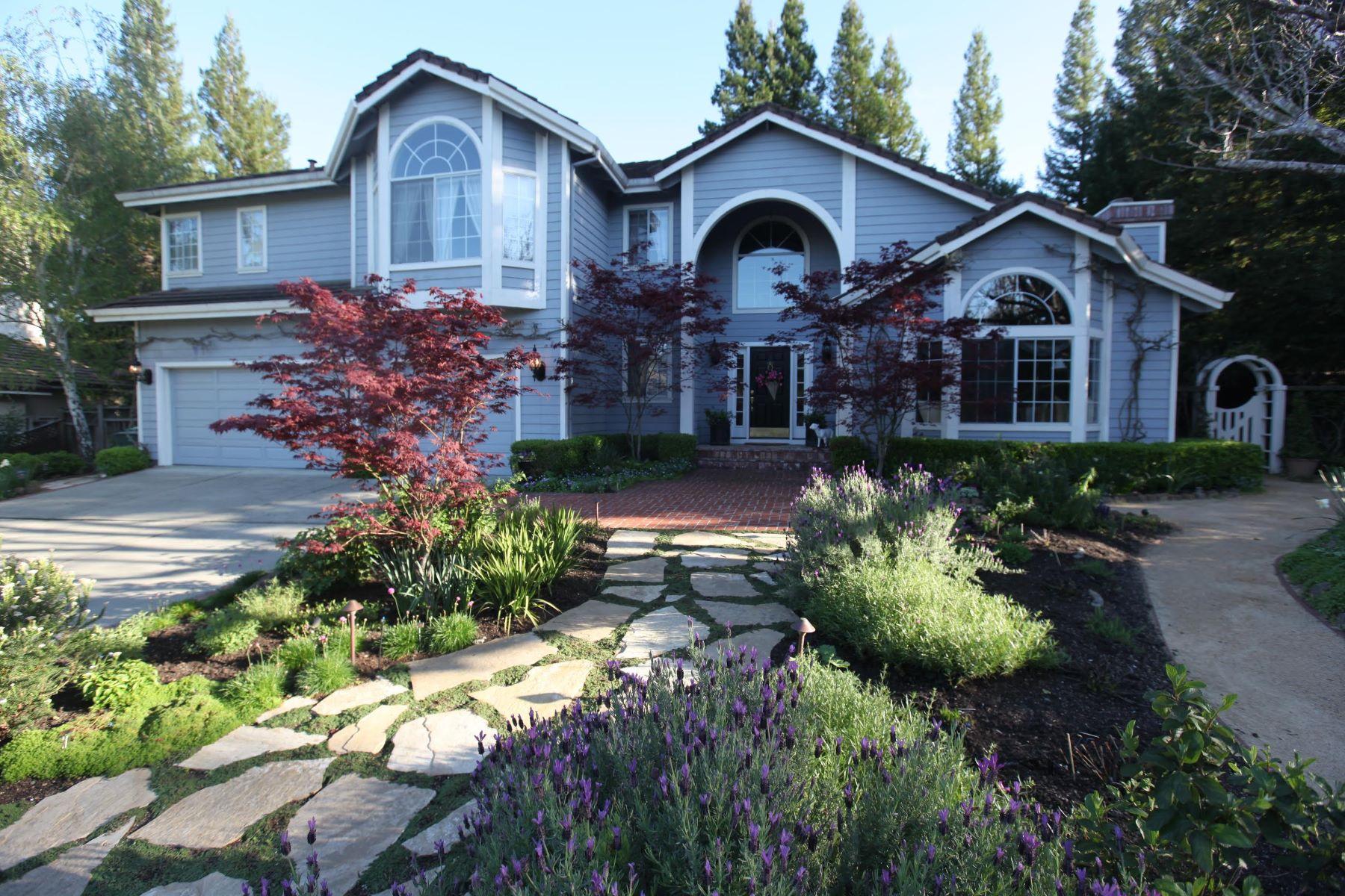 Single Family Home for Sale at 7932 Doral CT., Pleasanton Pleasanton, California 94588 United States