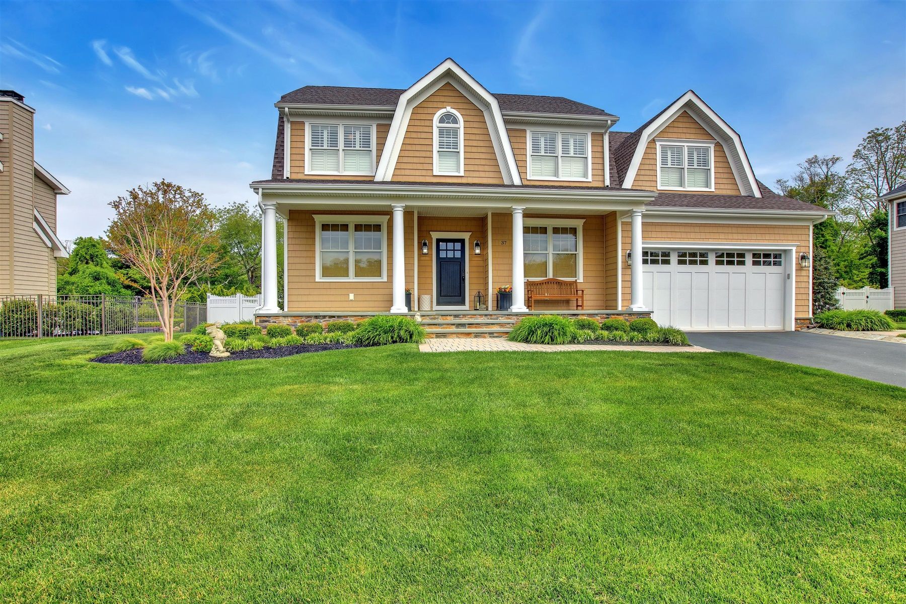 Single Family Homes for Sale at Deal Manor 37 Bentley Lane Ocean Township, New Jersey 07712 United States