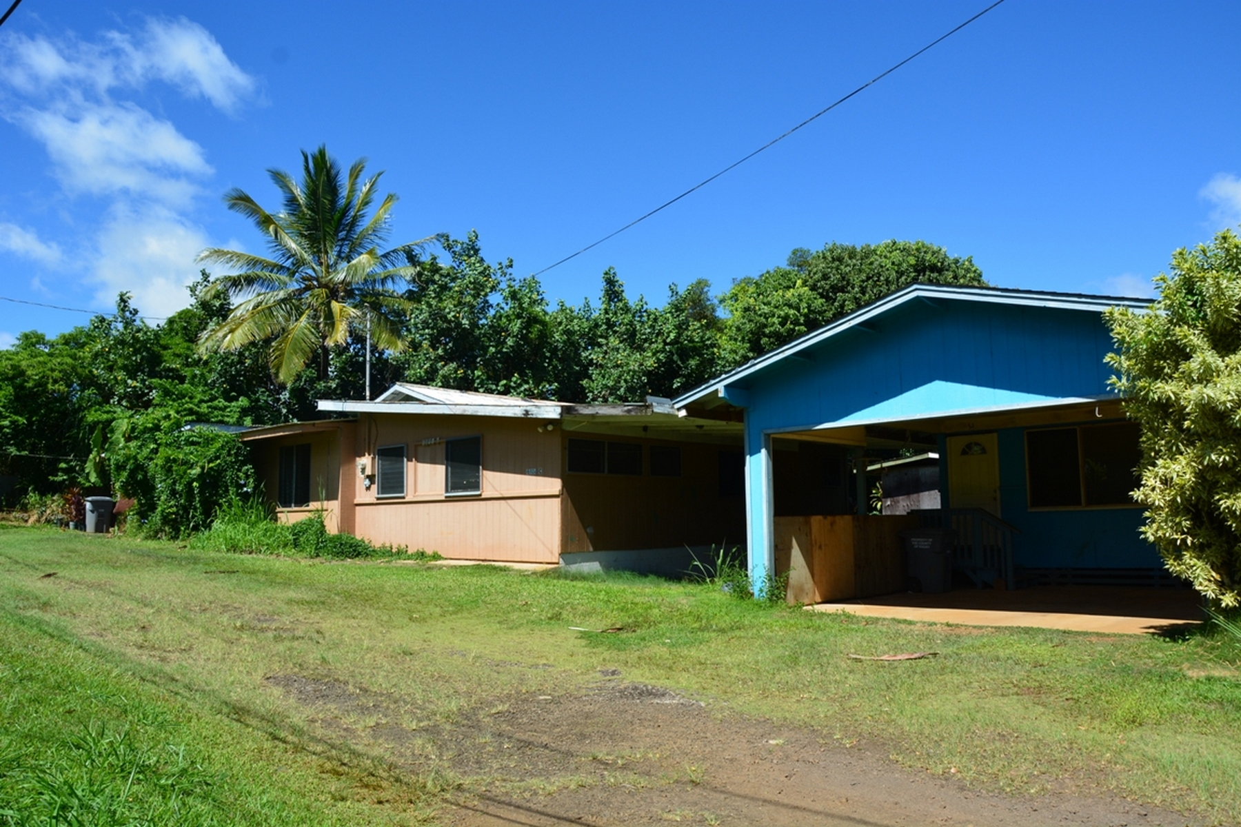 Single Family Home for Sale at Punee Rd 4406 Punee Rd #1, Koloa, Hawaii, 96756 United States
