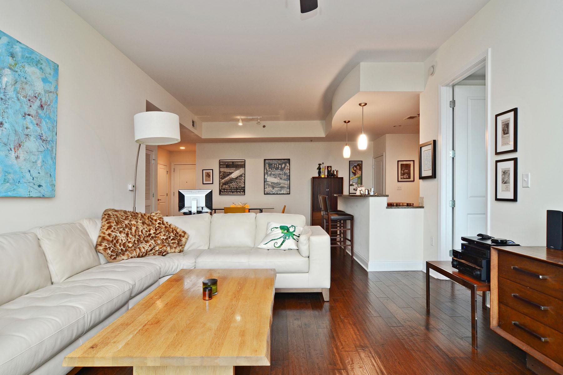 Copropriété pour l à louer à City Living in a Luxury Rise Condo 270 17th Street NW Unit 1507 Atlanta, Georgia, 30363 États-Unis