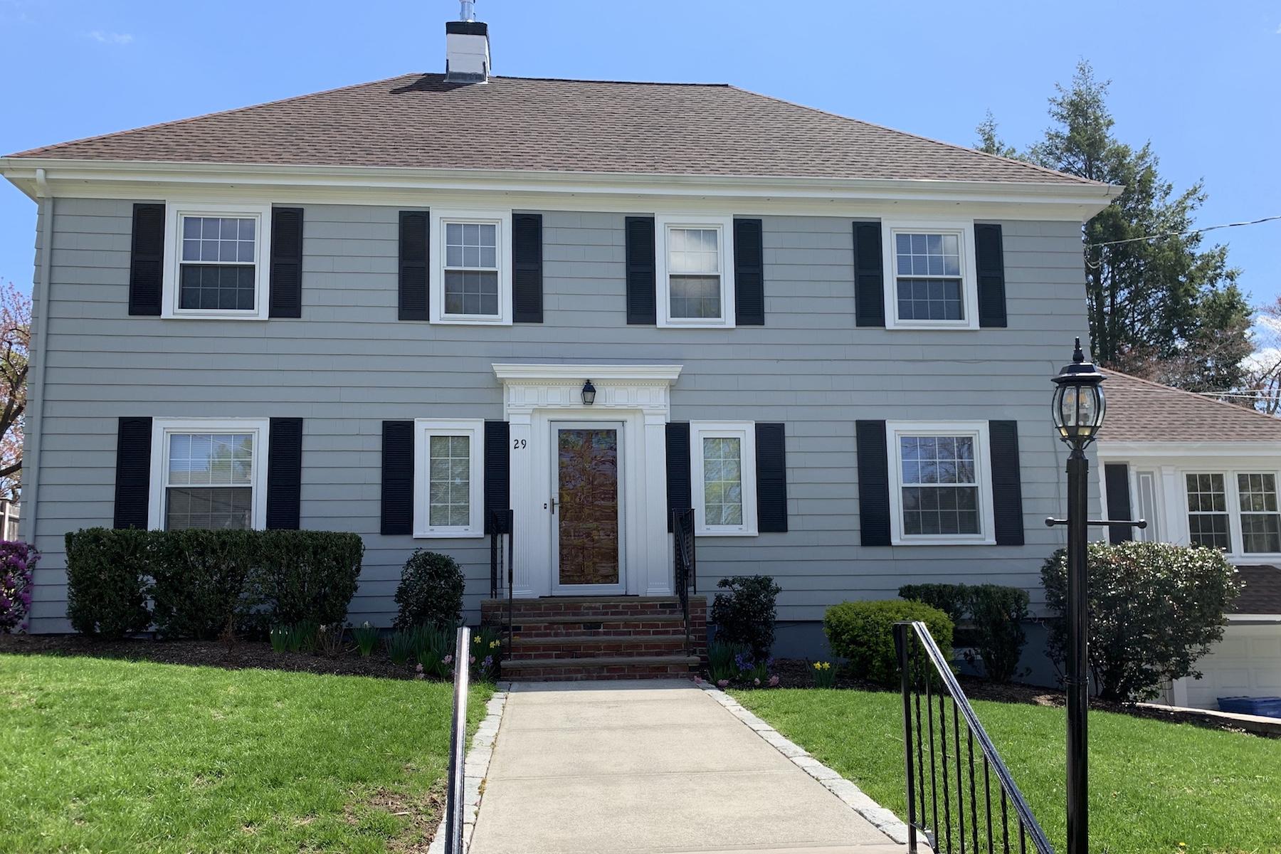 Single Family Home for Active at 29 Homer Road 29 Homer Rd Belmont, Massachusetts 02478 United States